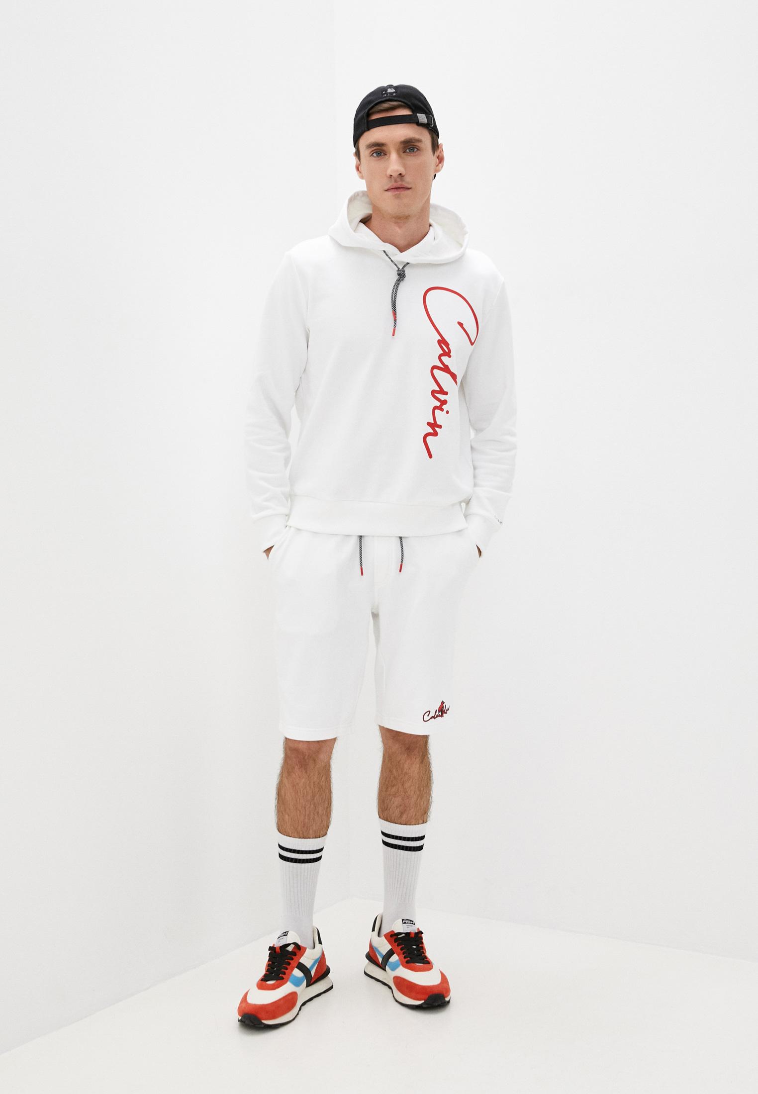 Мужские худи Calvin Klein (Кельвин Кляйн) K10K107976: изображение 3