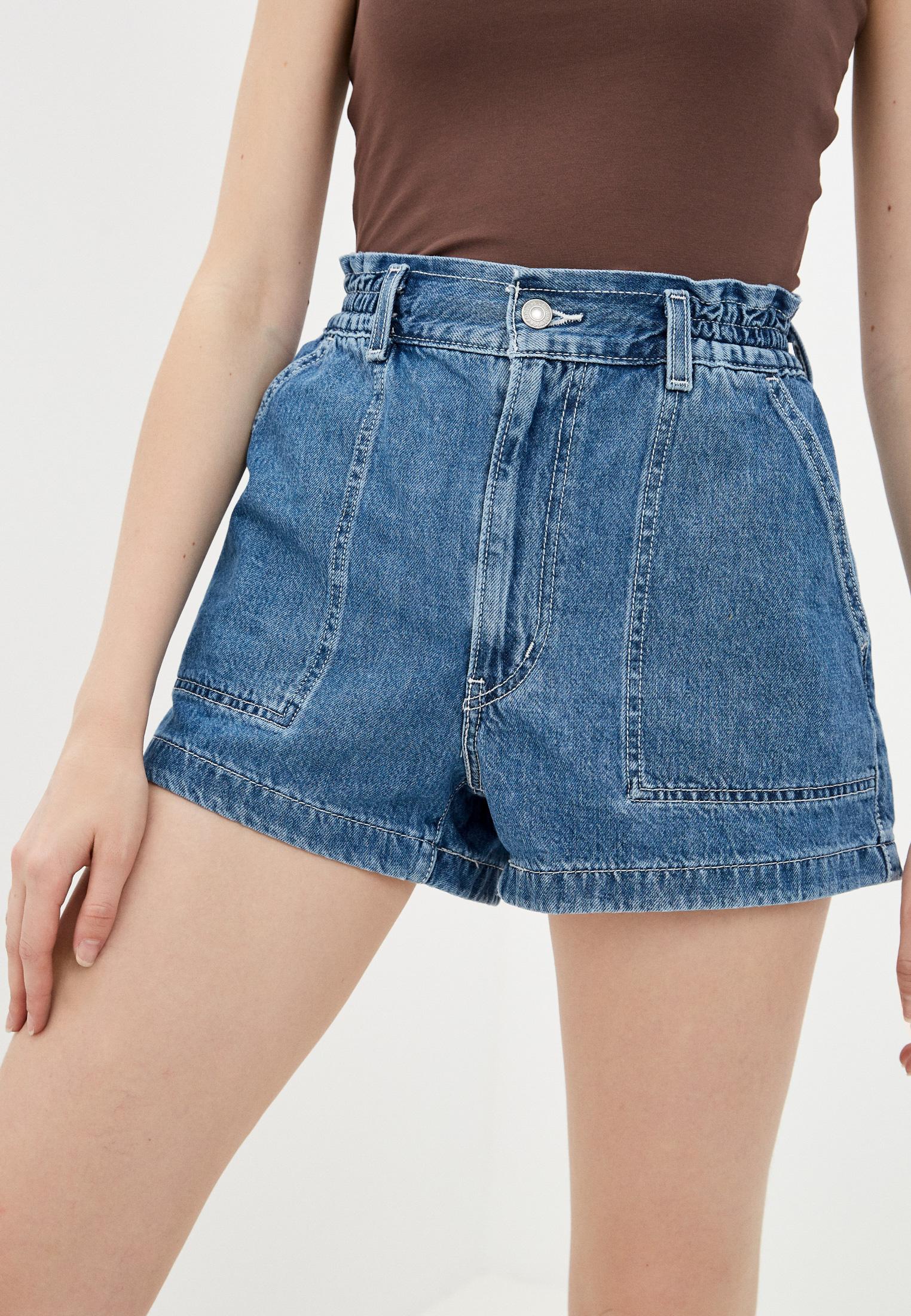 Женские джинсовые шорты Levi's® Шорты джинсовые Levi's®