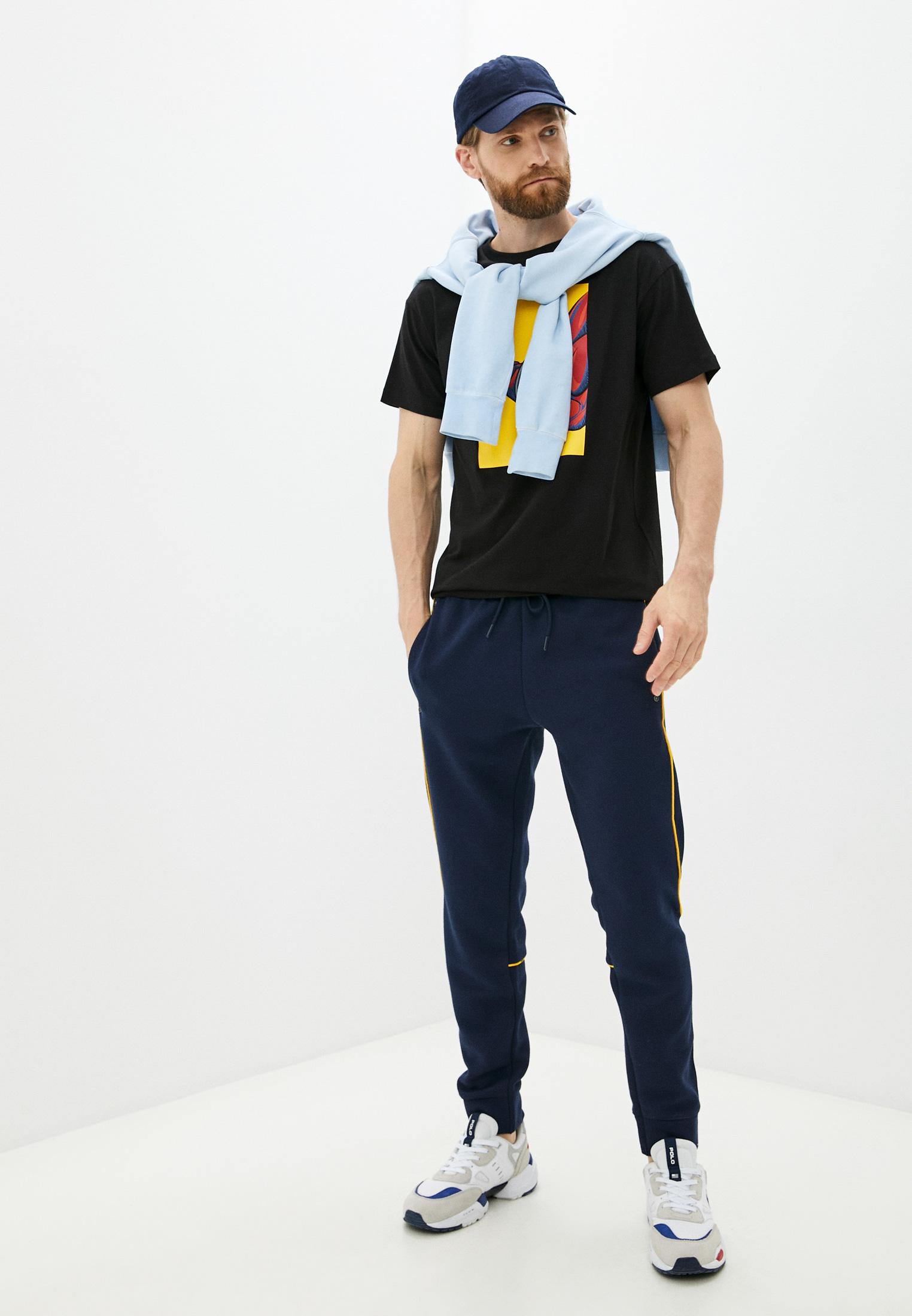 Мужские спортивные брюки Bikkembergs (Биккембергс) C 1 193 80 M 4299: изображение 3