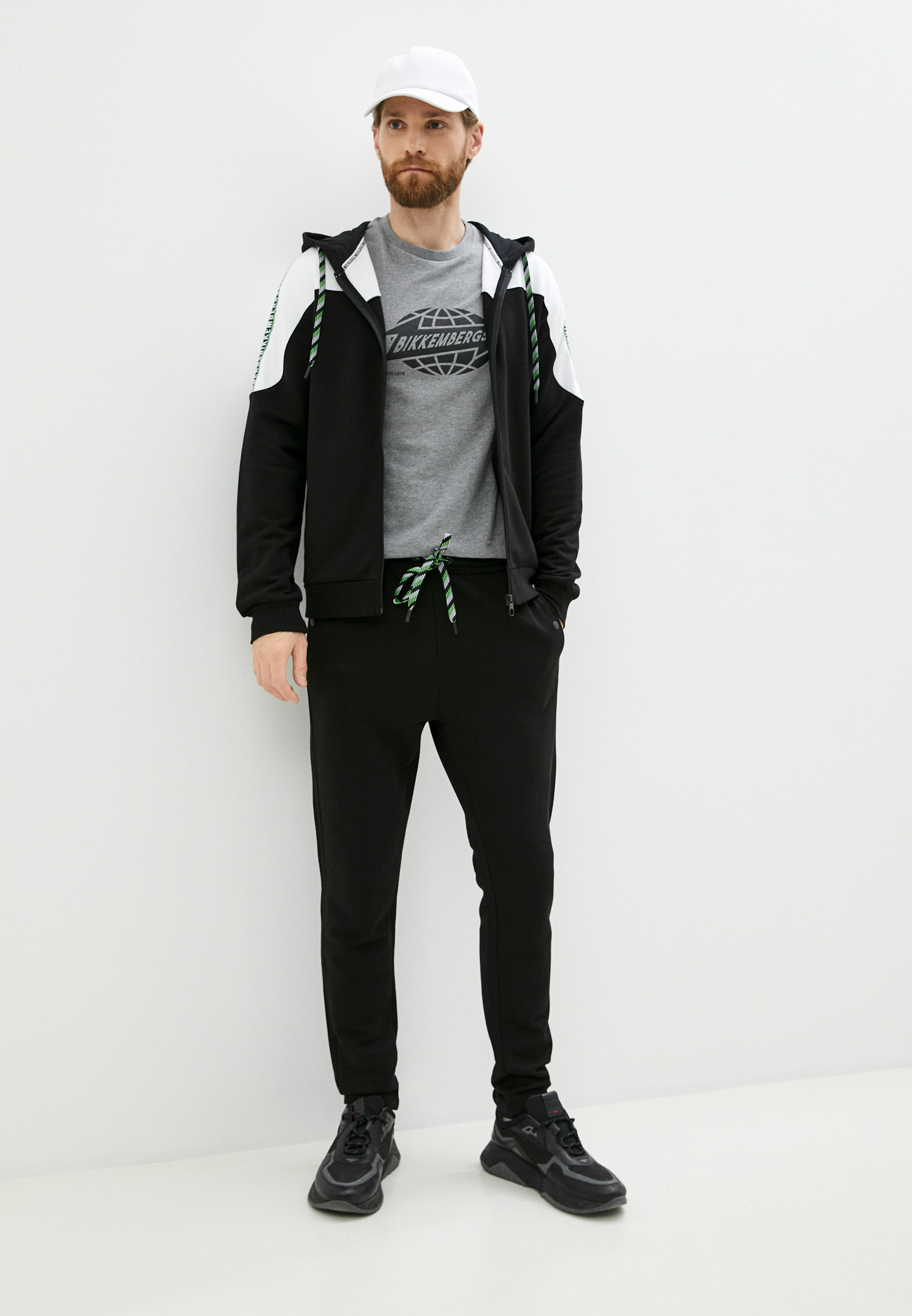 Мужские спортивные брюки Bikkembergs C 1 208 80 M 4297: изображение 3