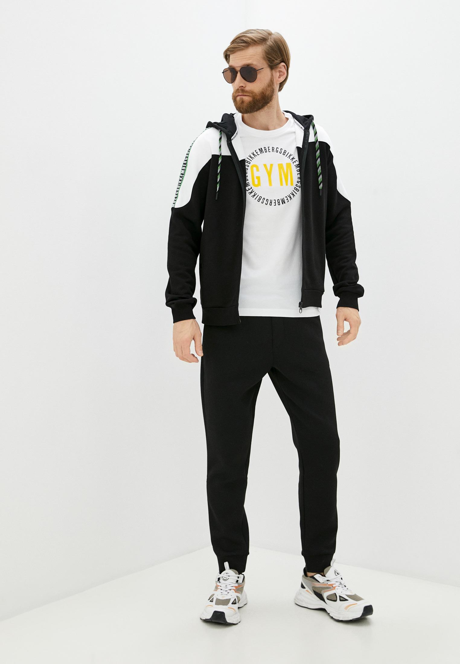 Мужская футболка Bikkembergs (Биккембергс) C 4 101 40 E 2273: изображение 3