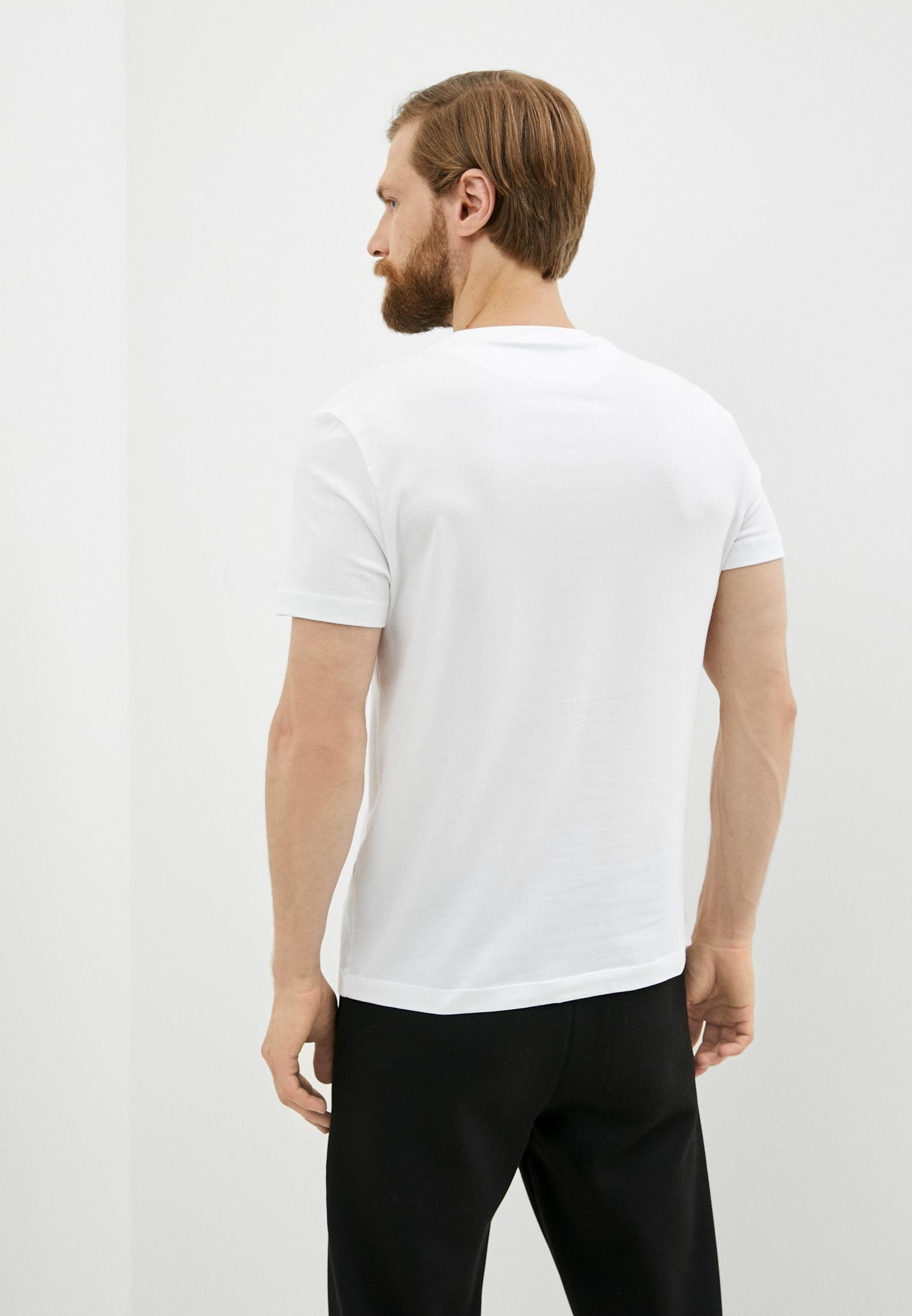Мужская футболка Bikkembergs (Биккембергс) C 4 101 40 E 2273: изображение 4