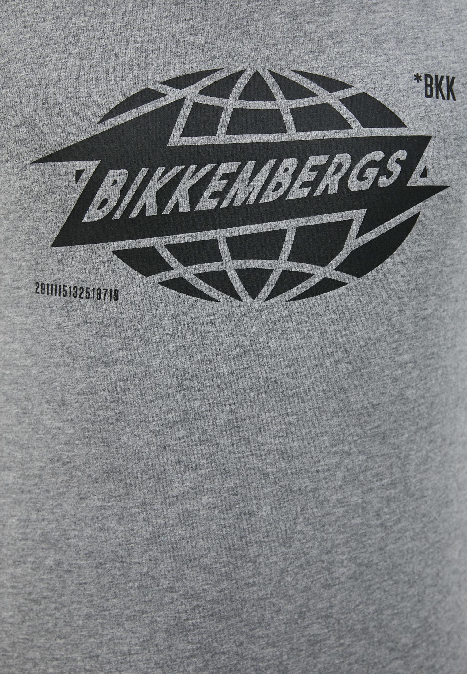 Мужская футболка Bikkembergs (Биккембергс) C 4 101 42 E 2273: изображение 5