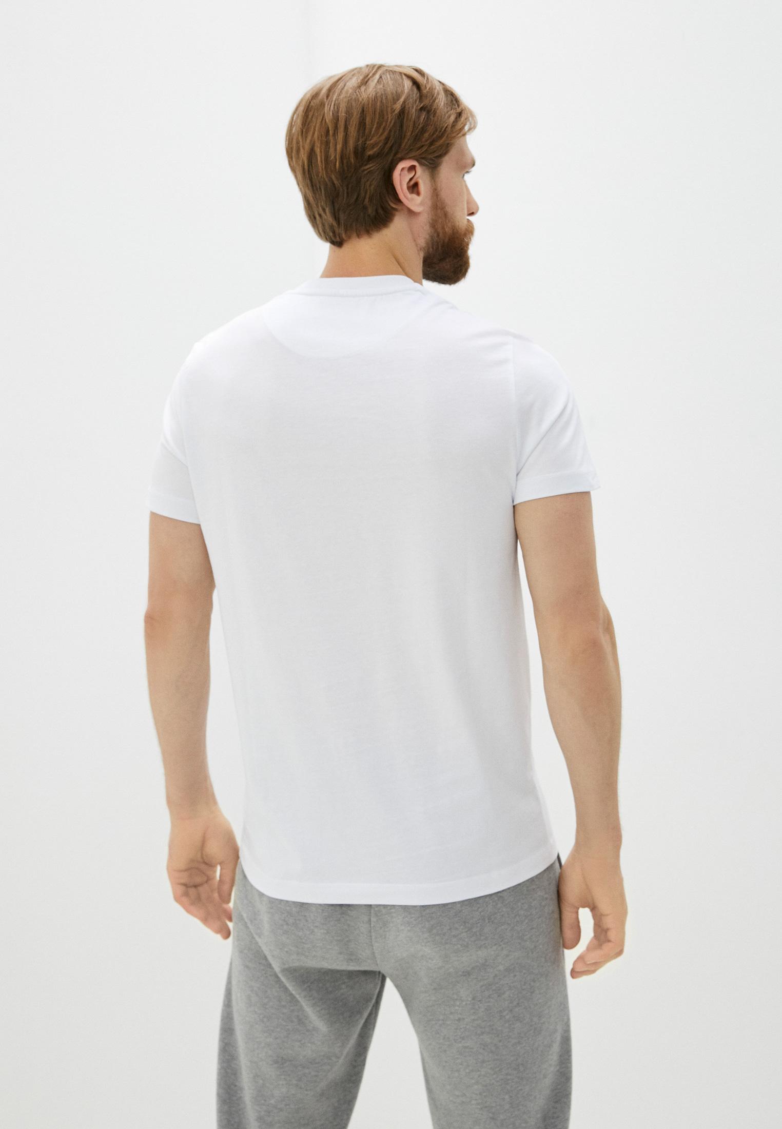Мужская футболка Bikkembergs (Биккембергс) C 4 101 46 M 4298: изображение 4