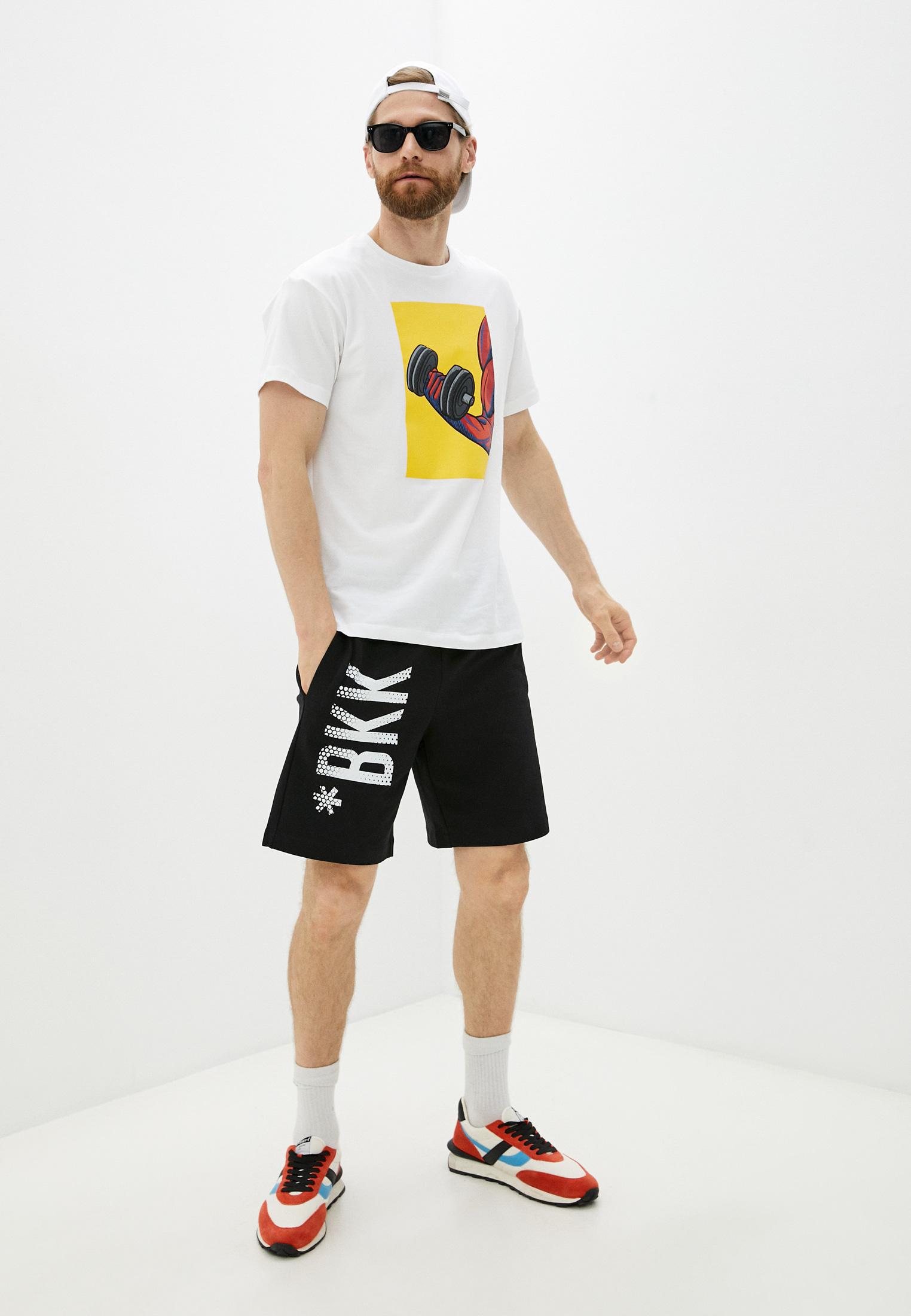 Мужская футболка Bikkembergs (Биккембергс) C 4 114 02 E 2273: изображение 3