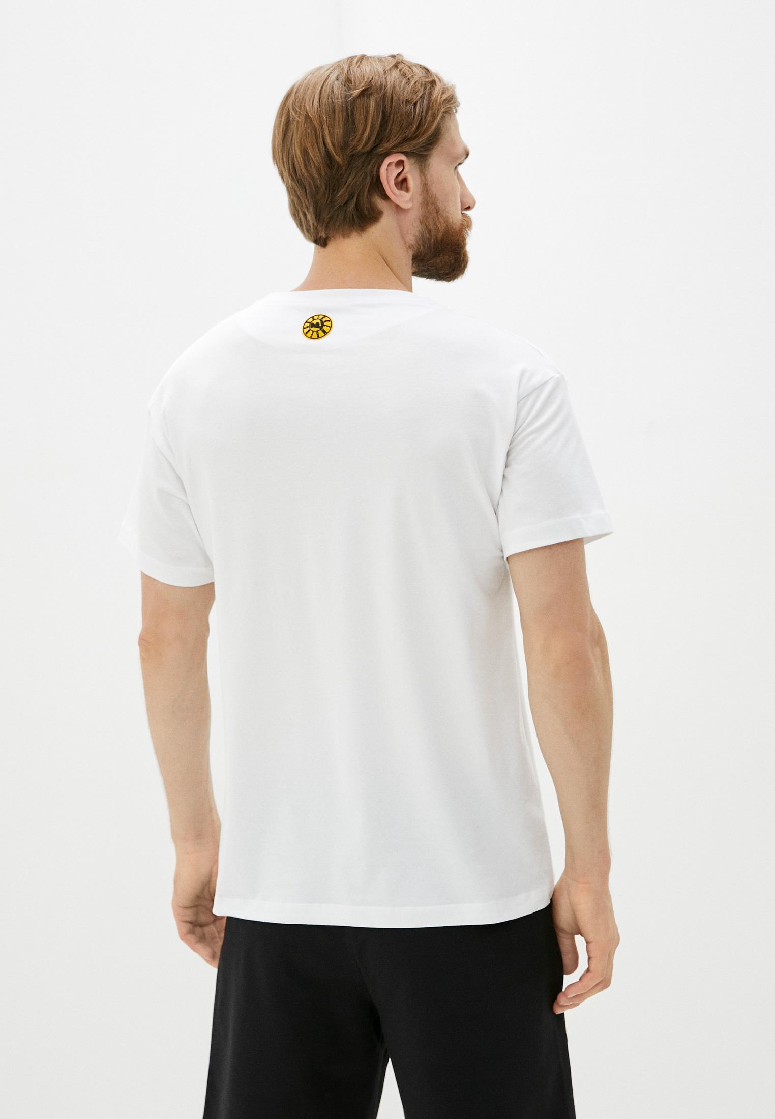 Мужская футболка Bikkembergs (Биккембергс) C 4 114 02 E 2273: изображение 4