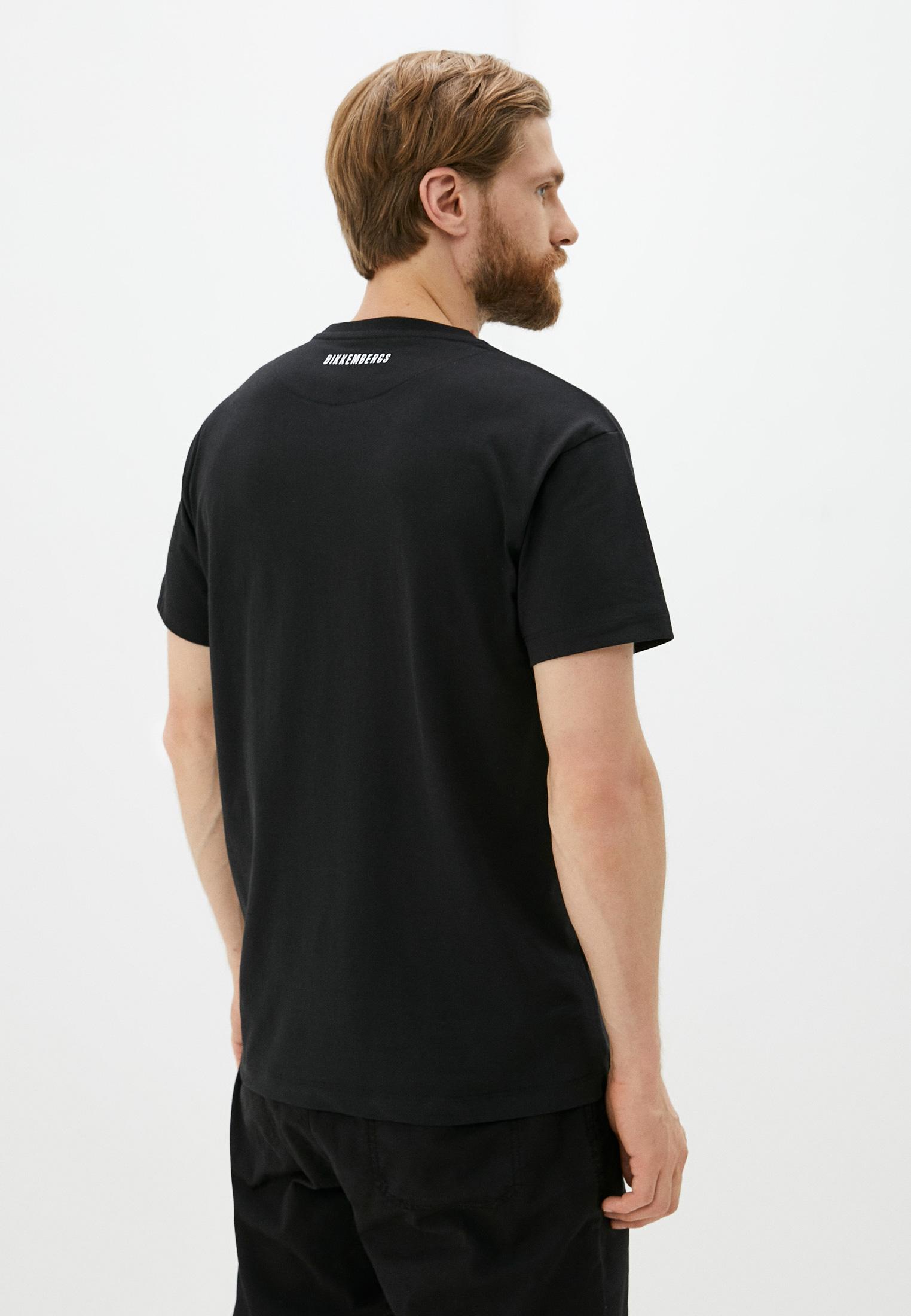Мужская футболка Bikkembergs (Биккембергс) C 4 114 03 M 4298: изображение 4