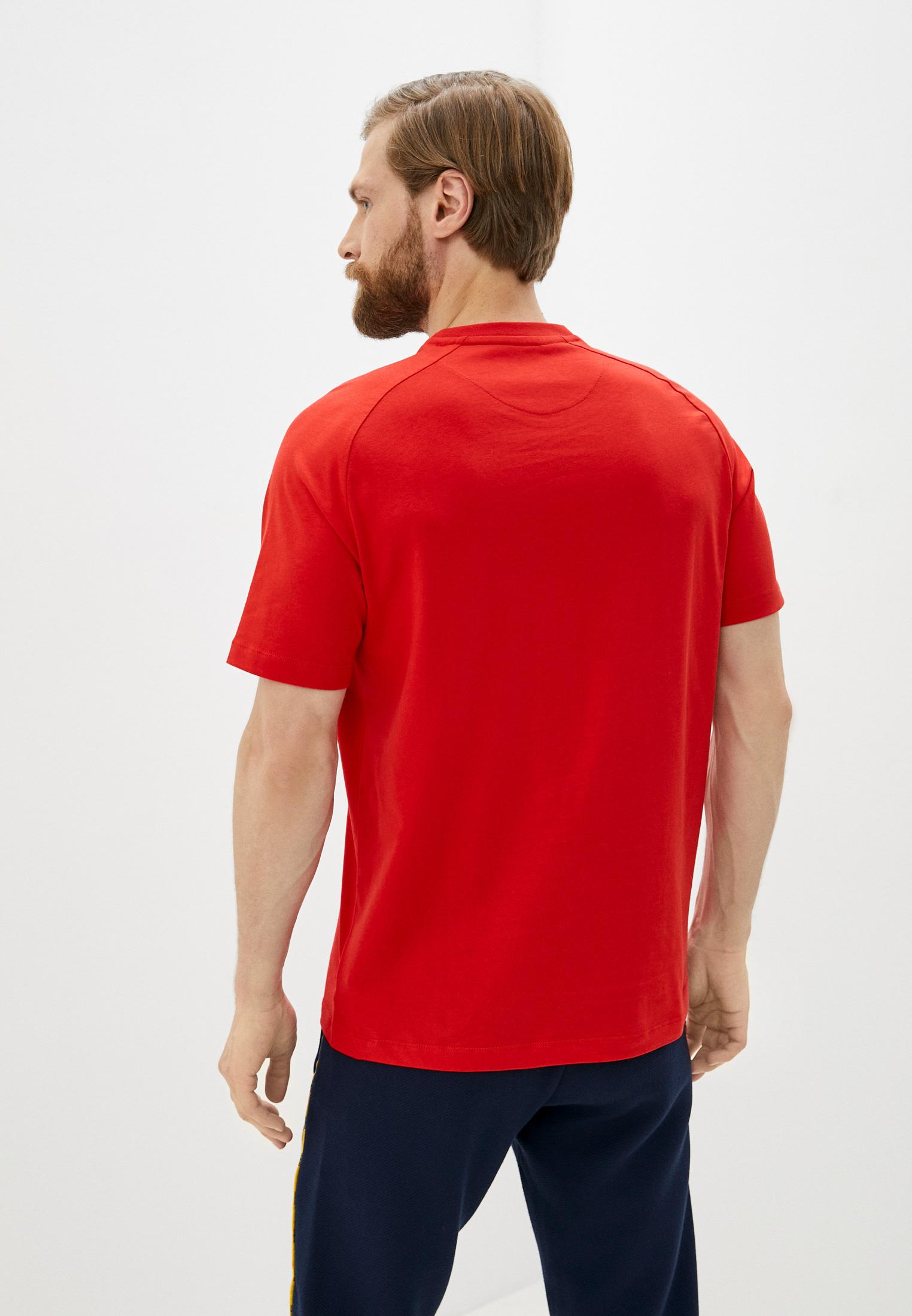 Мужская футболка Bikkembergs (Биккембергс) C 4 117 01 M 4298: изображение 4