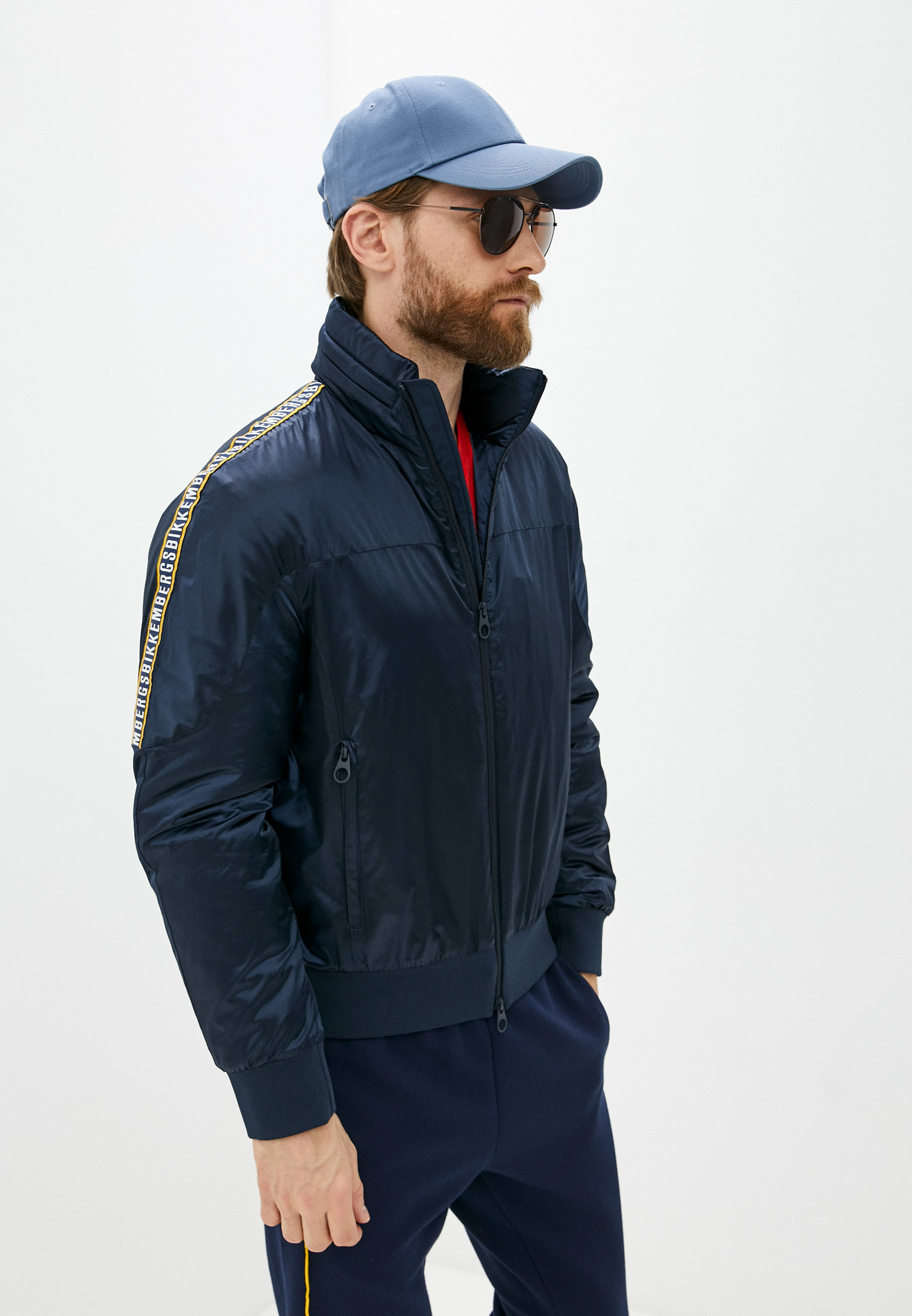 Мужская куртка Bikkembergs (Биккембергс) C H 158 80 T 146A