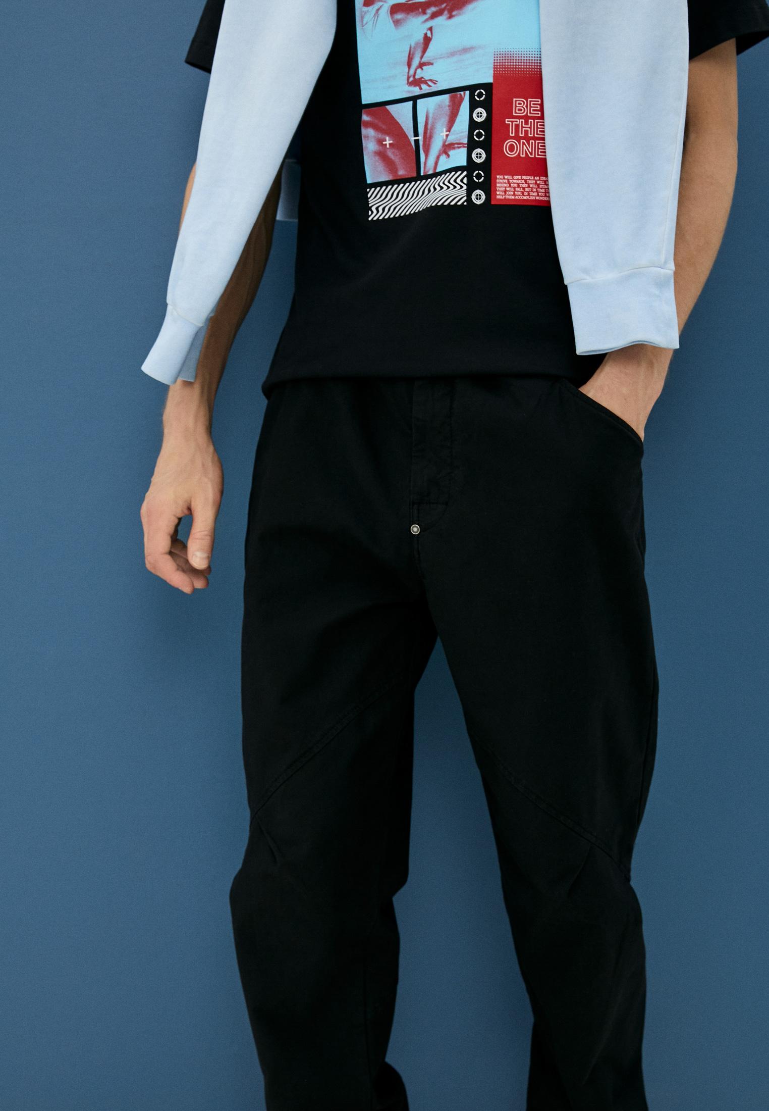 Мужские повседневные брюки Bikkembergs C P 089 01 S 3568: изображение 2