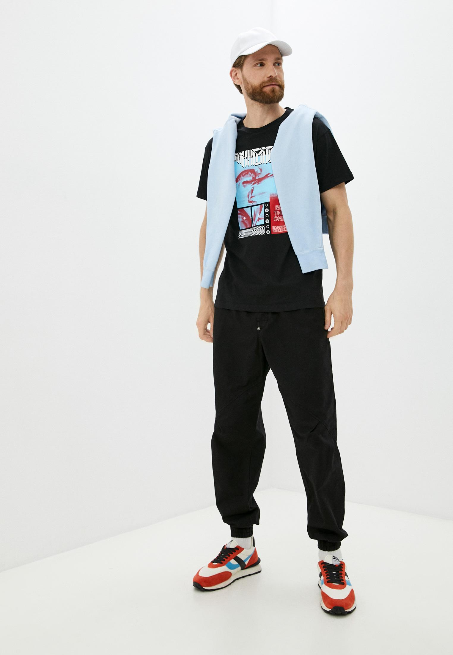 Мужские повседневные брюки Bikkembergs C P 089 01 S 3568: изображение 3