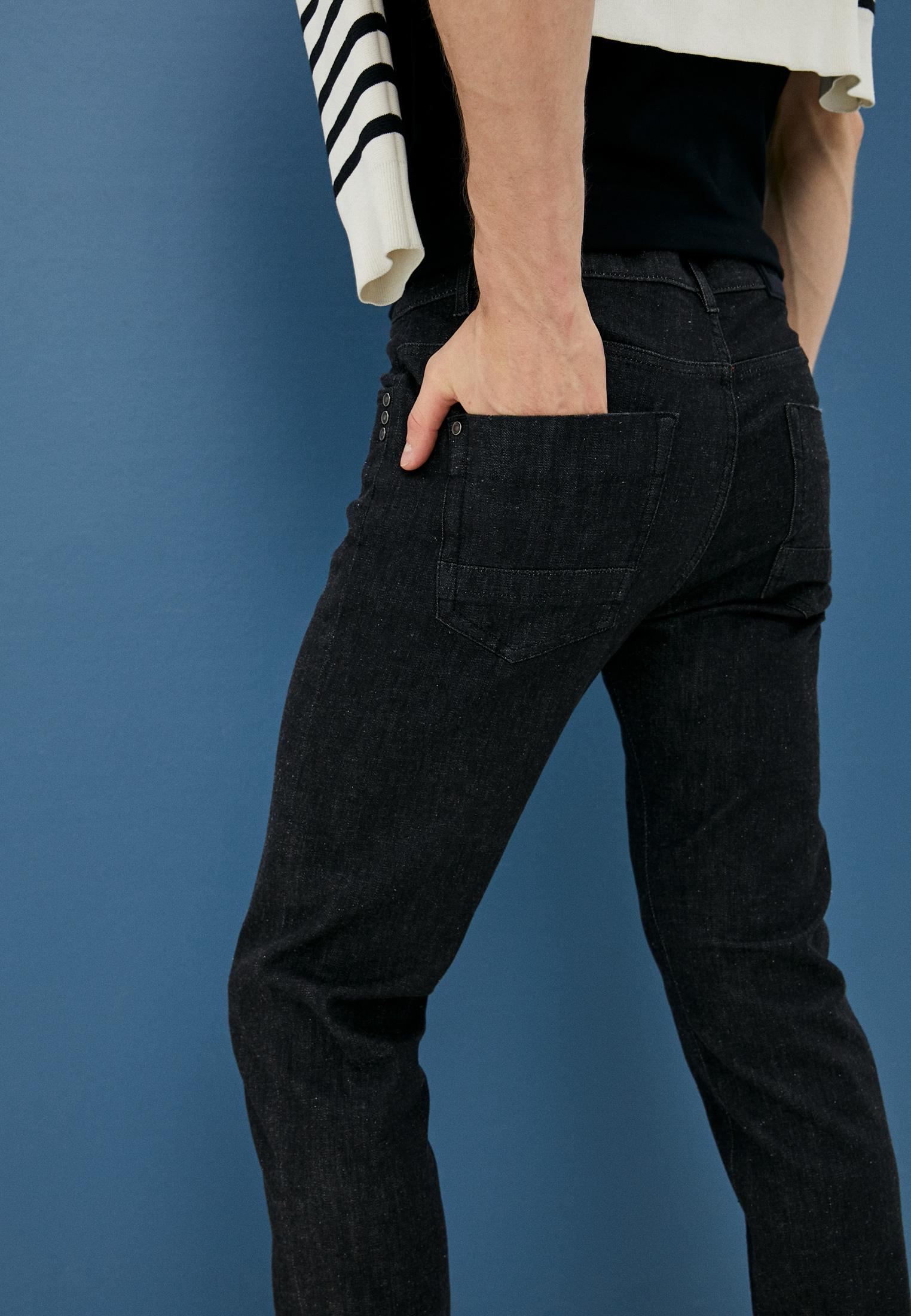 Зауженные джинсы Bikkembergs C Q 111 02 S 3446: изображение 2