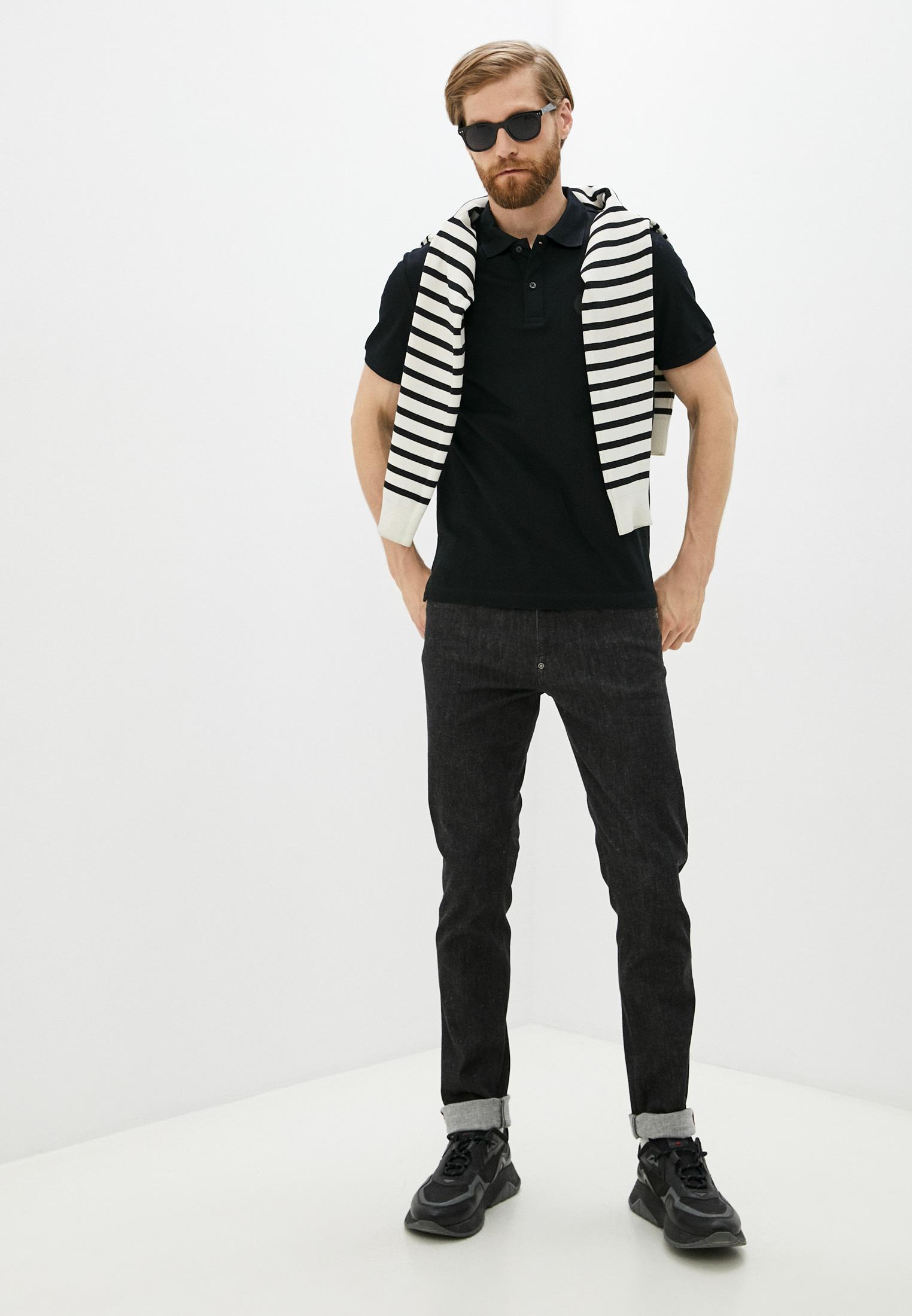 Зауженные джинсы Bikkembergs C Q 111 02 S 3446: изображение 3