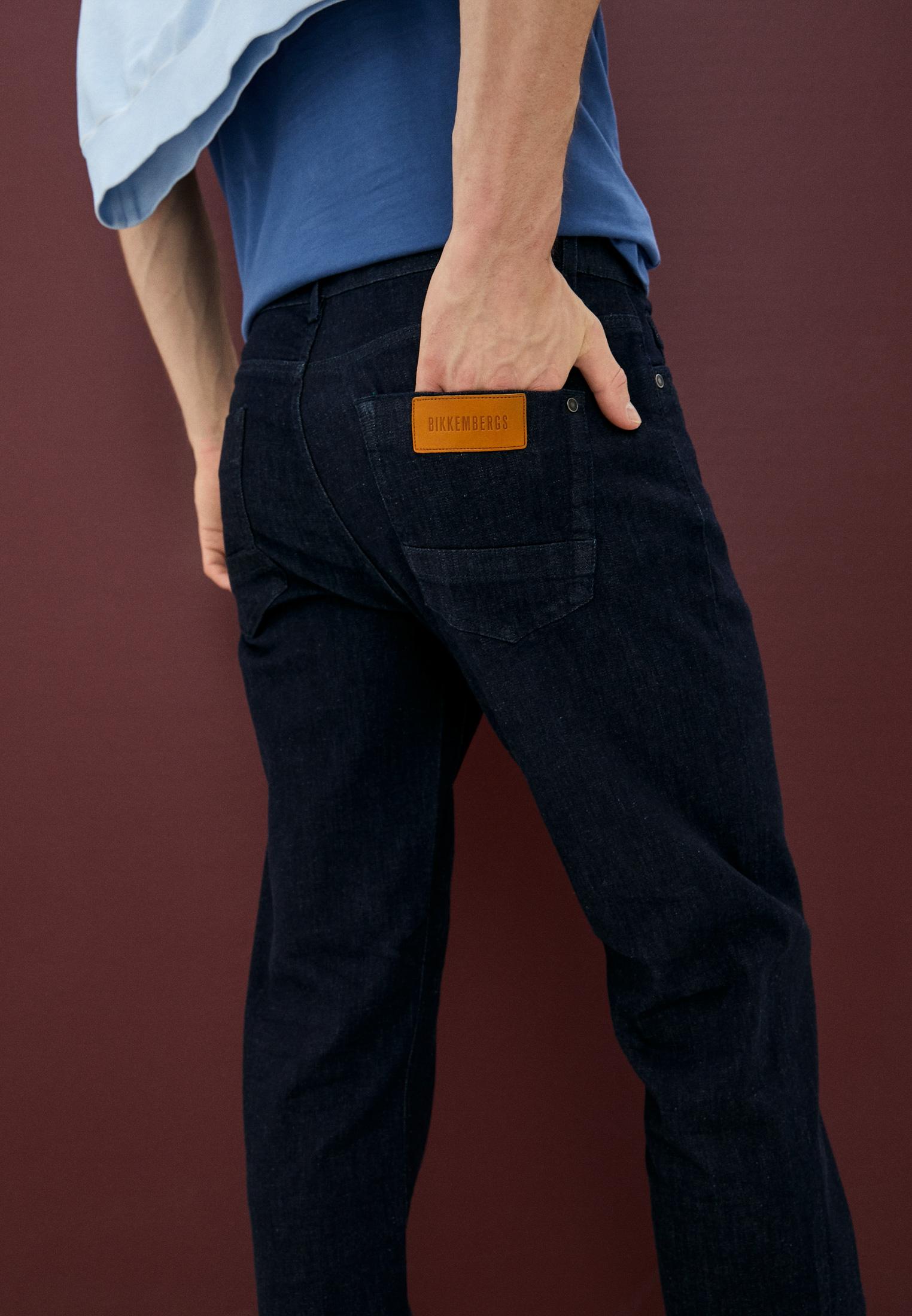 Мужские прямые джинсы Bikkembergs C Q 112 01 S 3511: изображение 2