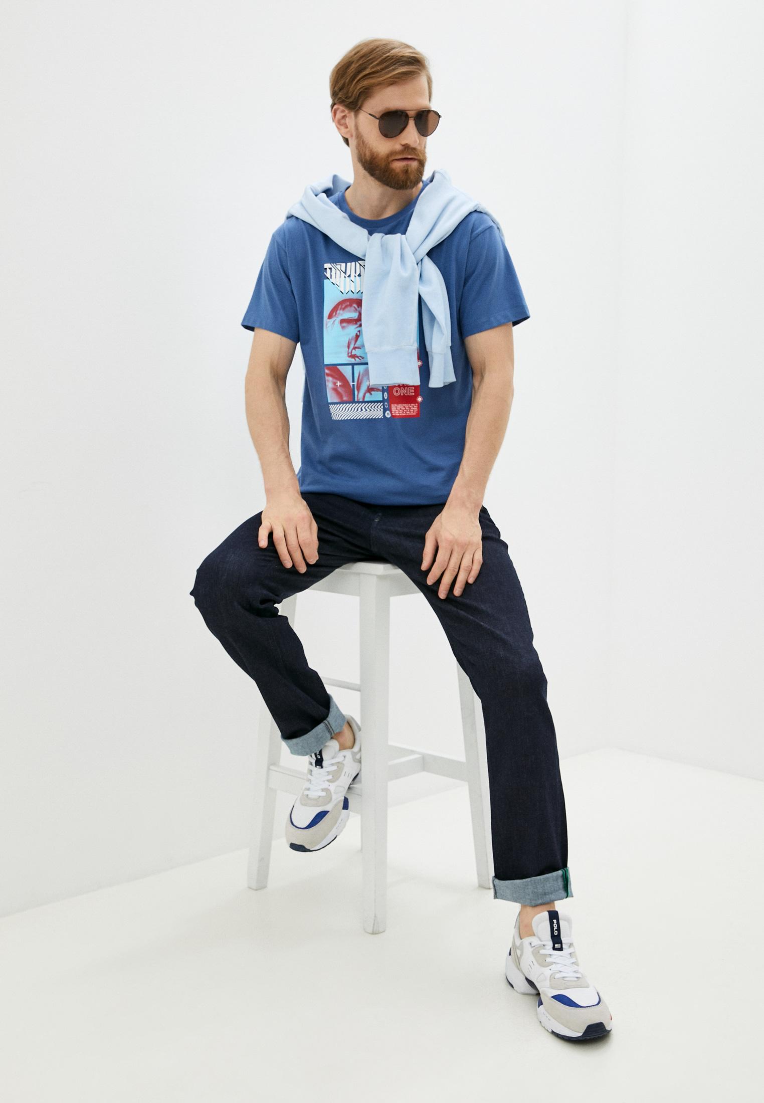 Мужские прямые джинсы Bikkembergs C Q 112 01 S 3511: изображение 3