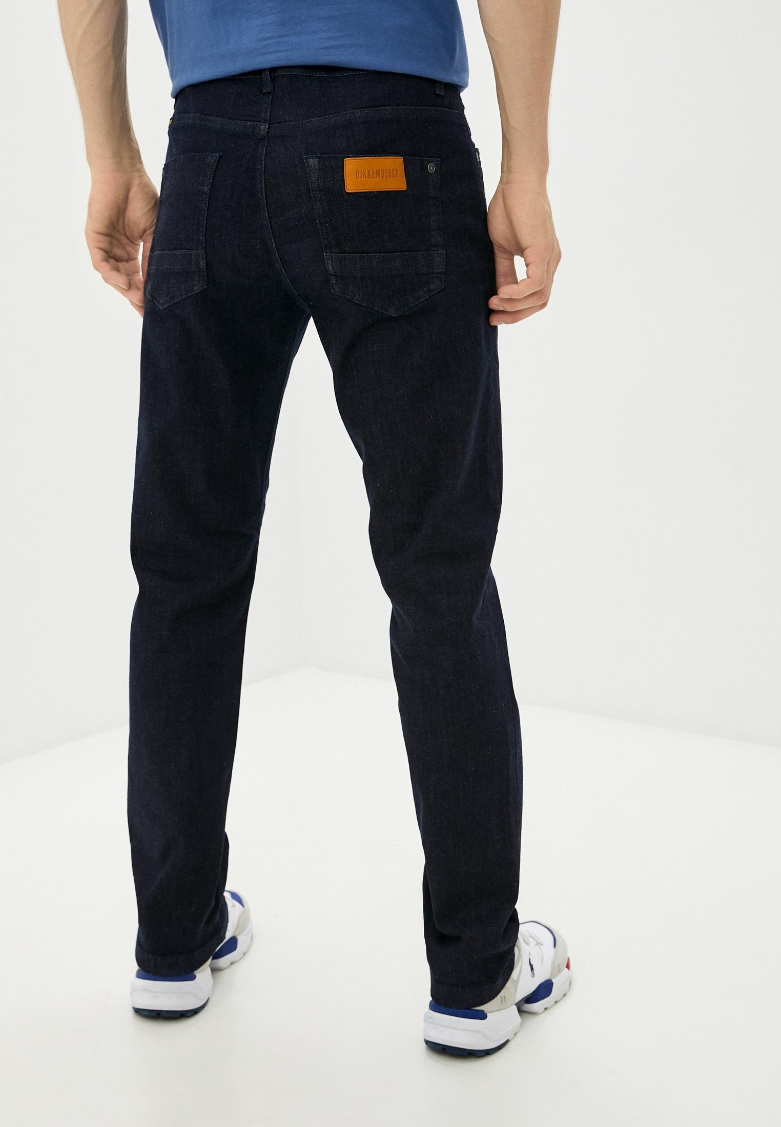 Мужские прямые джинсы Bikkembergs C Q 112 01 S 3511: изображение 4