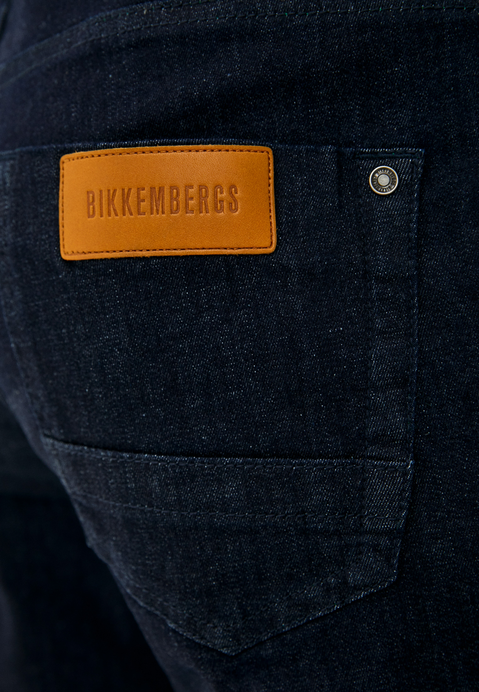 Мужские прямые джинсы Bikkembergs C Q 112 01 S 3511: изображение 5