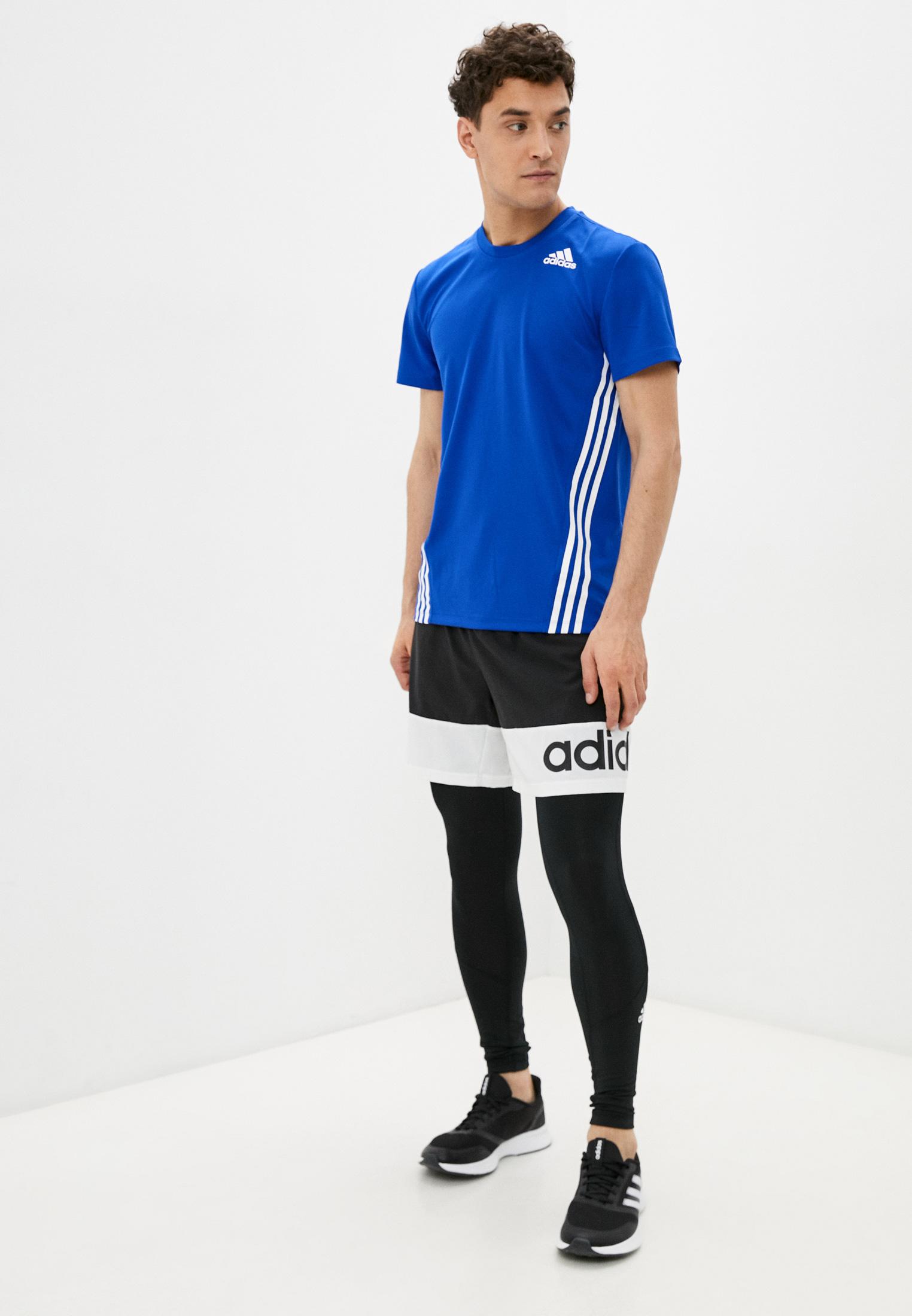 Спортивная футболка Adidas (Адидас) H33323: изображение 2