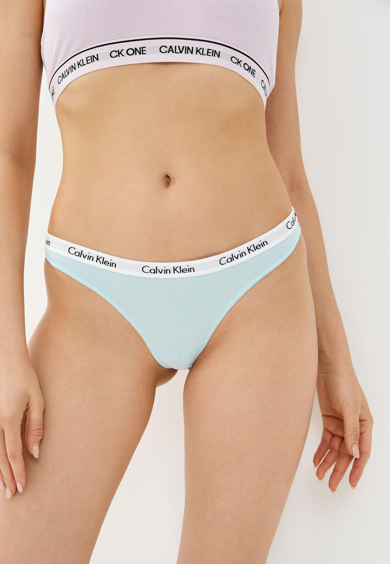 Женские трусы Calvin Klein Underwear D1617E