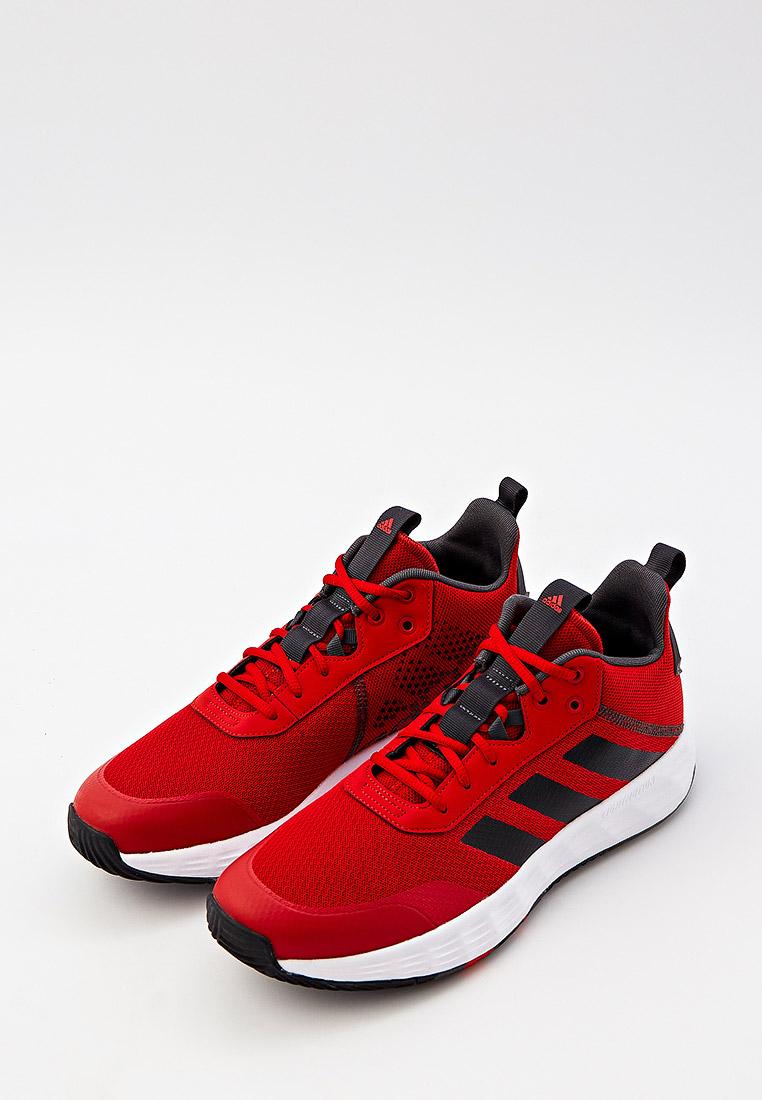 Мужские кроссовки Adidas (Адидас) H00466: изображение 2