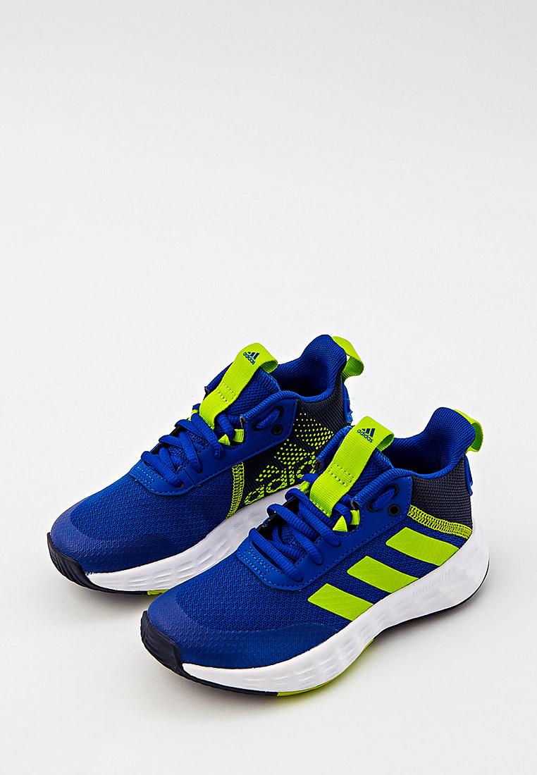 Кроссовки для мальчиков Adidas (Адидас) H01557: изображение 2