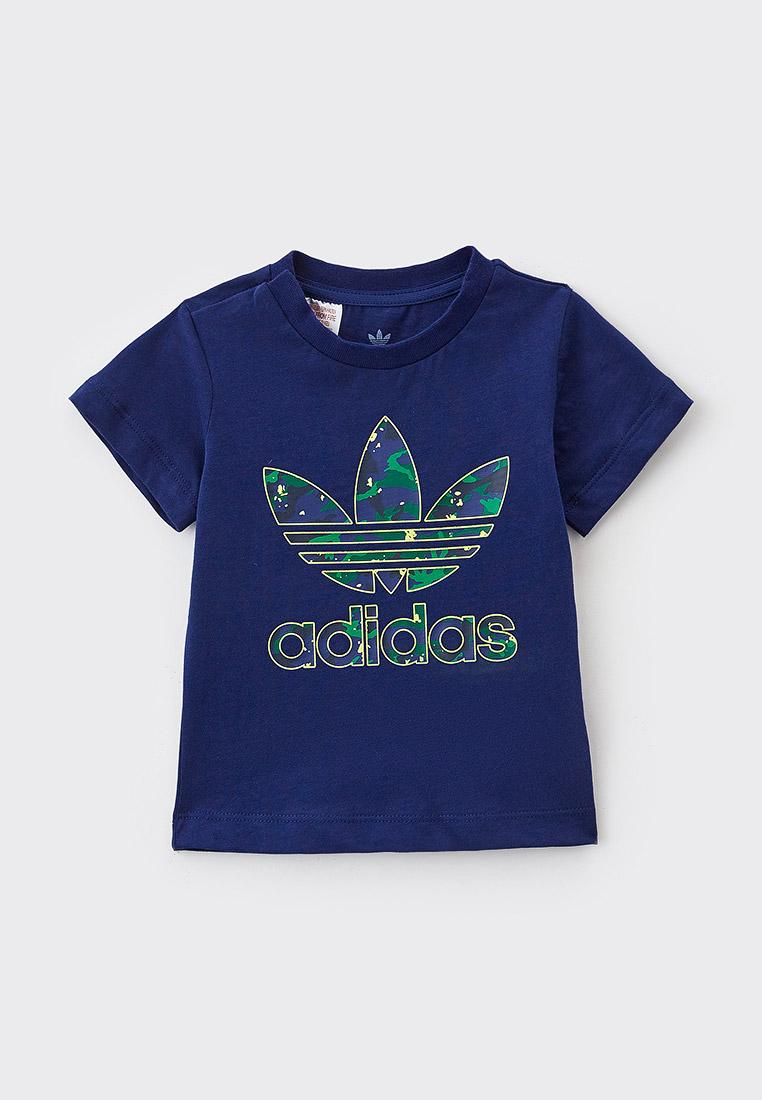 Футболка Adidas Originals (Адидас Ориджиналс) H20313