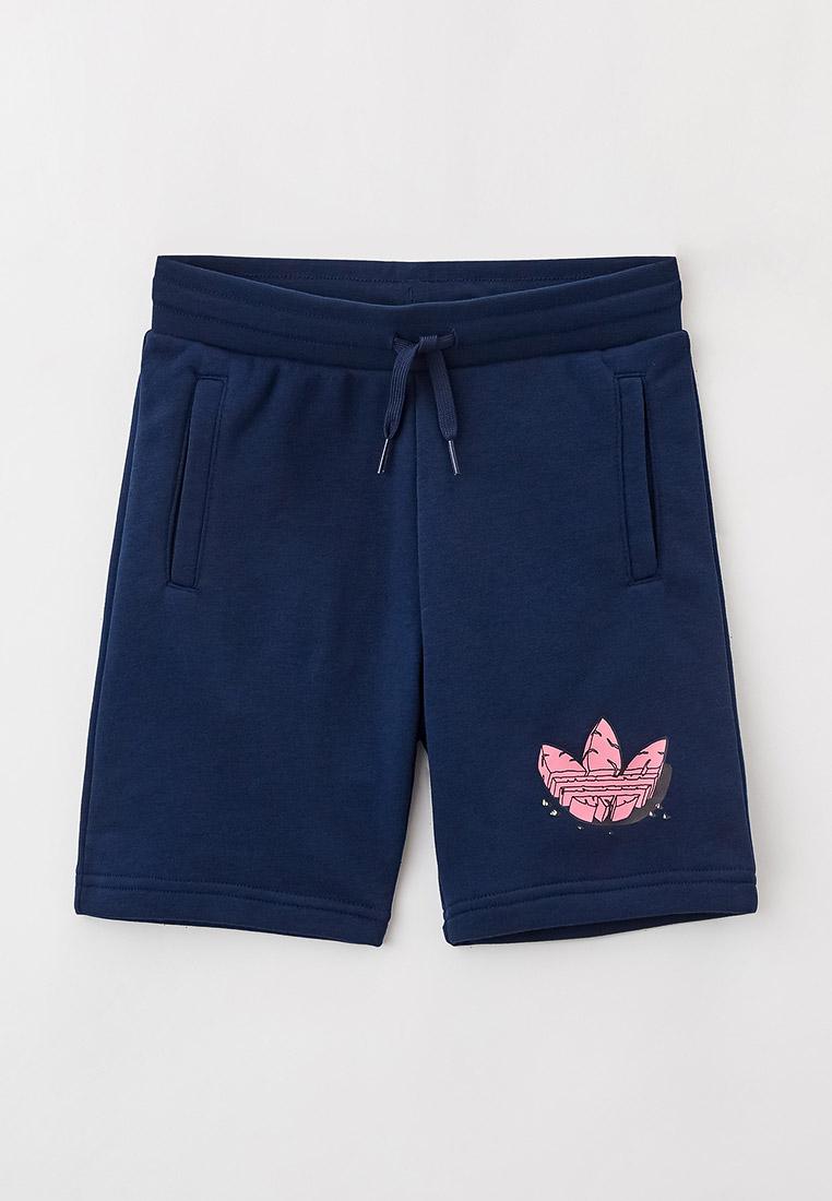 Шорты для мальчиков Adidas Originals (Адидас Ориджиналс) H22642: изображение 1