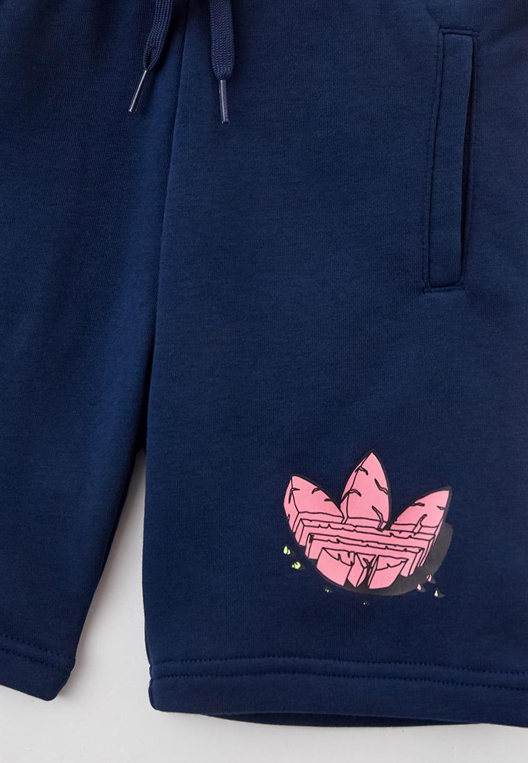 Шорты для мальчиков Adidas Originals (Адидас Ориджиналс) H22642: изображение 3