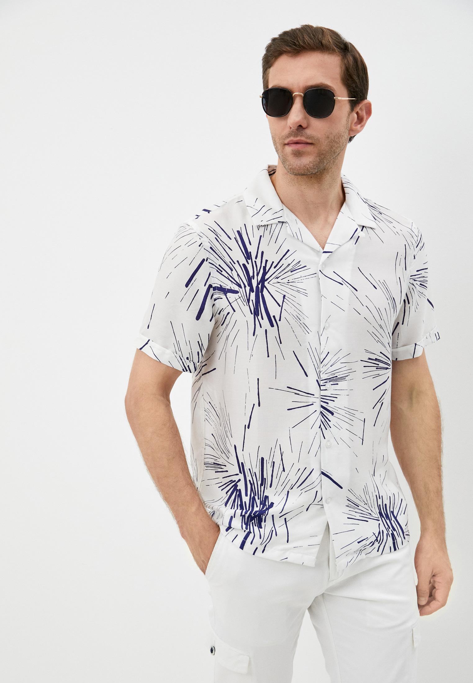 Рубашка с коротким рукавом French Connection Рубашка French Connection