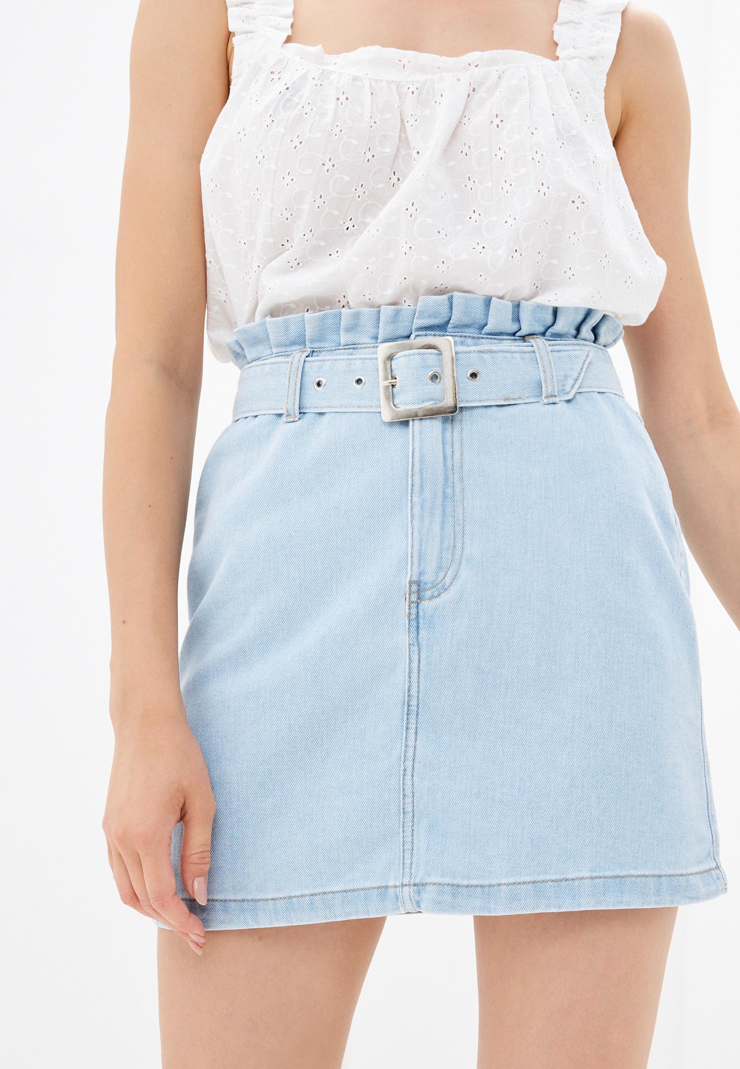 Джинсовая юбка Tiffosi 10038250