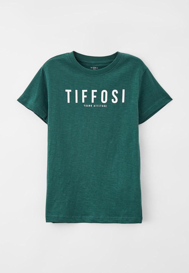 Футболка с коротким рукавом Tiffosi 10038426