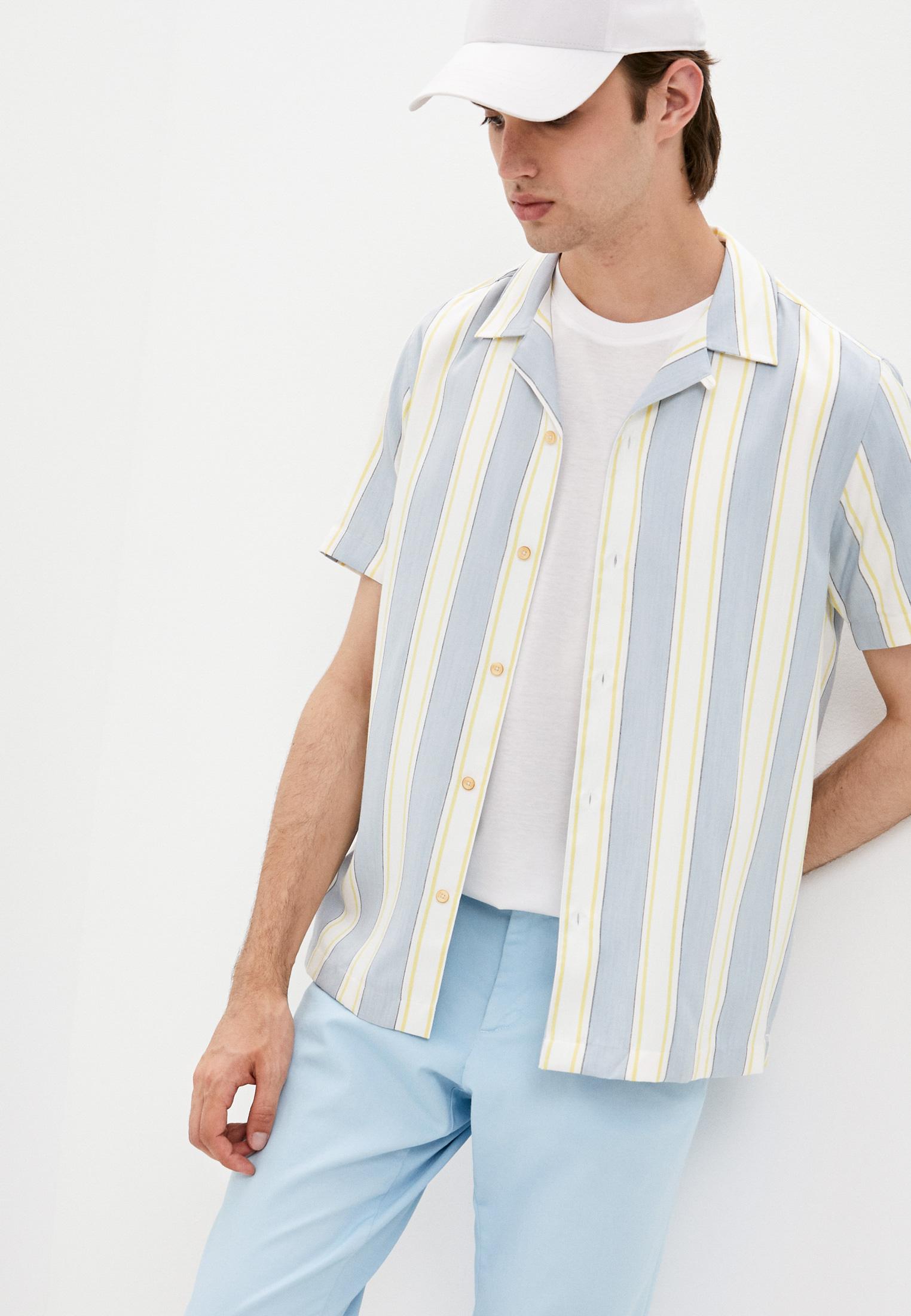 Рубашка с коротким рукавом Ted Baker London Рубашка Ted Baker London