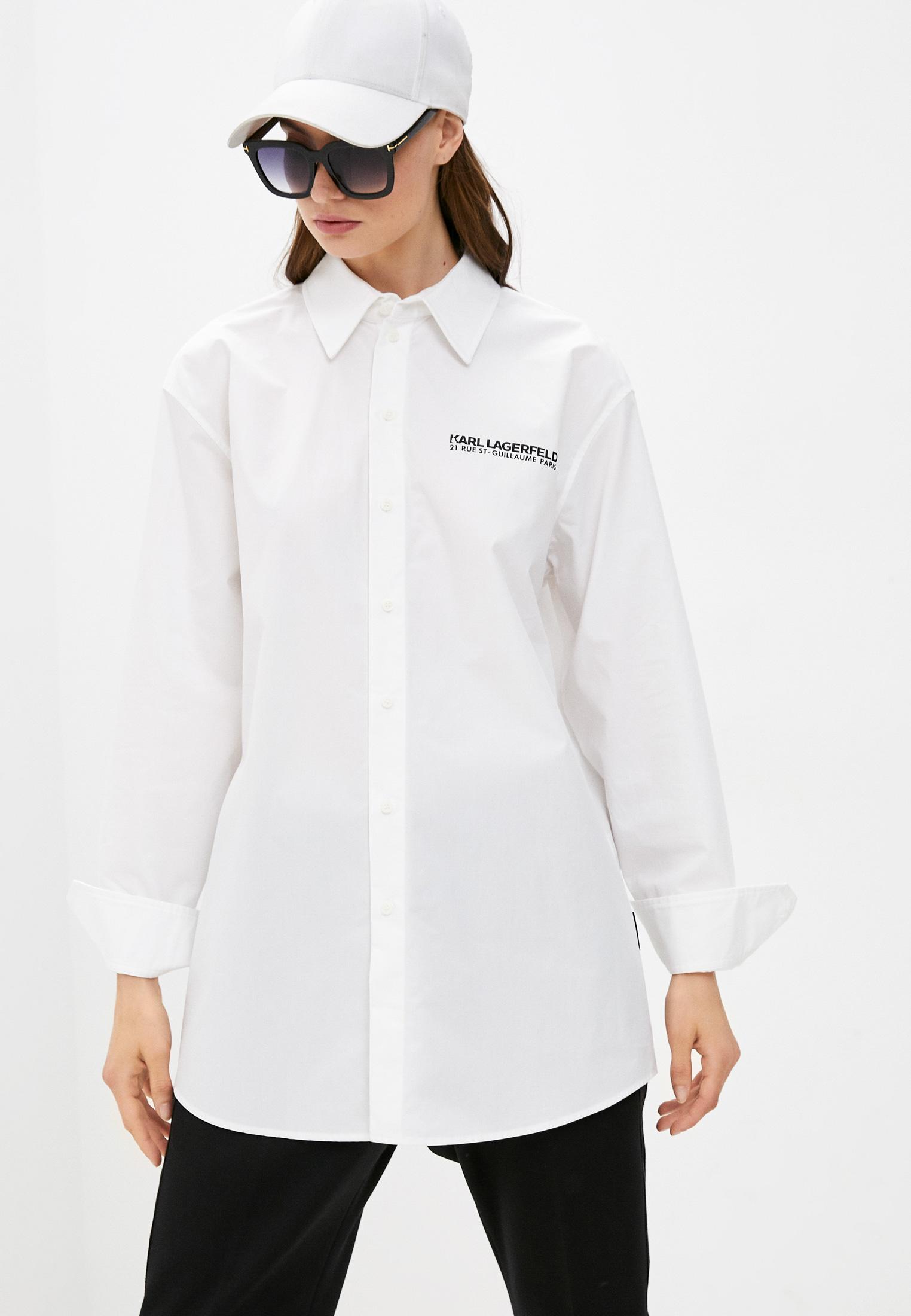 Рубашка Karl Lagerfeld Рубашка Karl Lagerfeld
