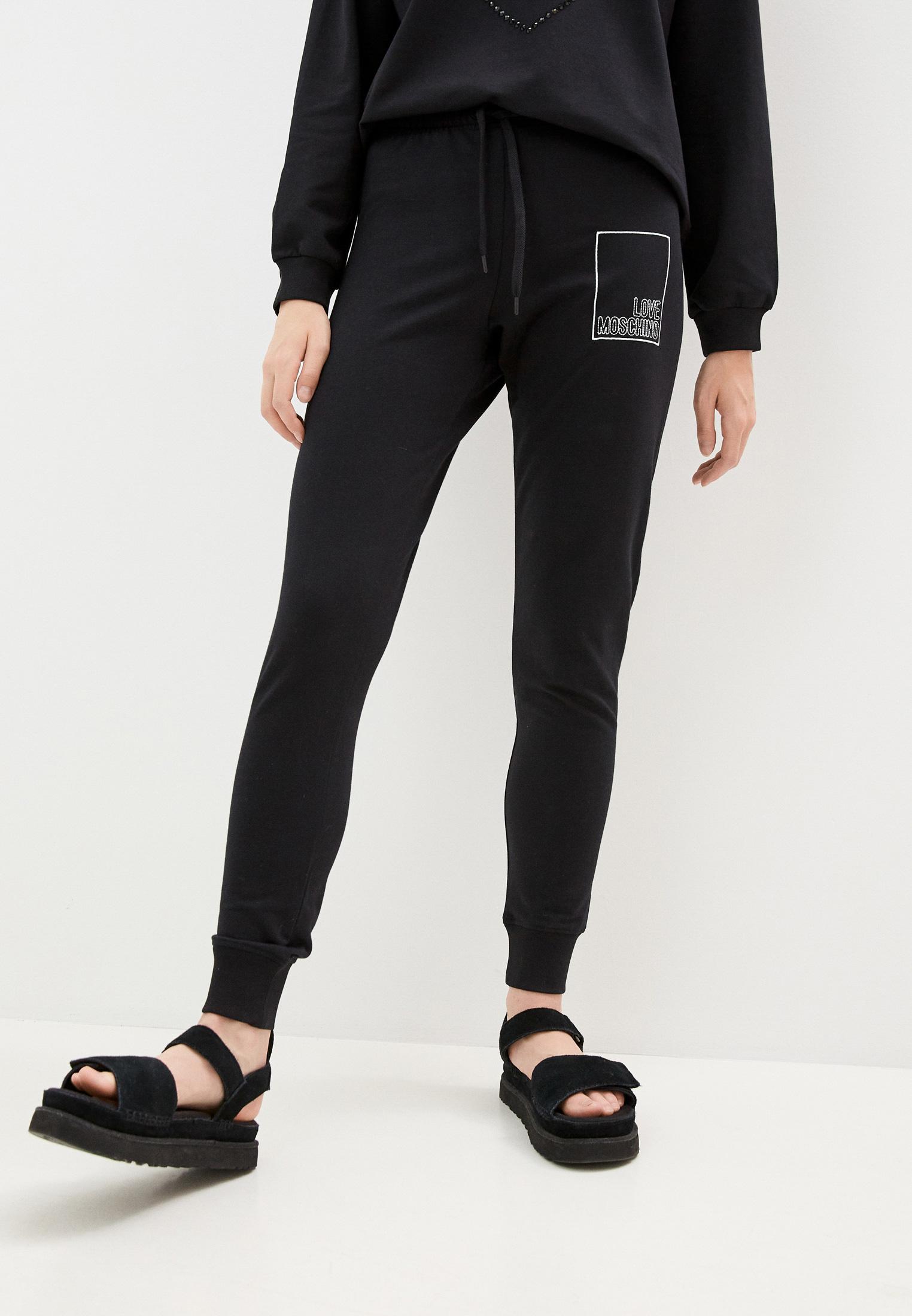 Женские спортивные брюки Love Moschino W 1 424 23 E 2269