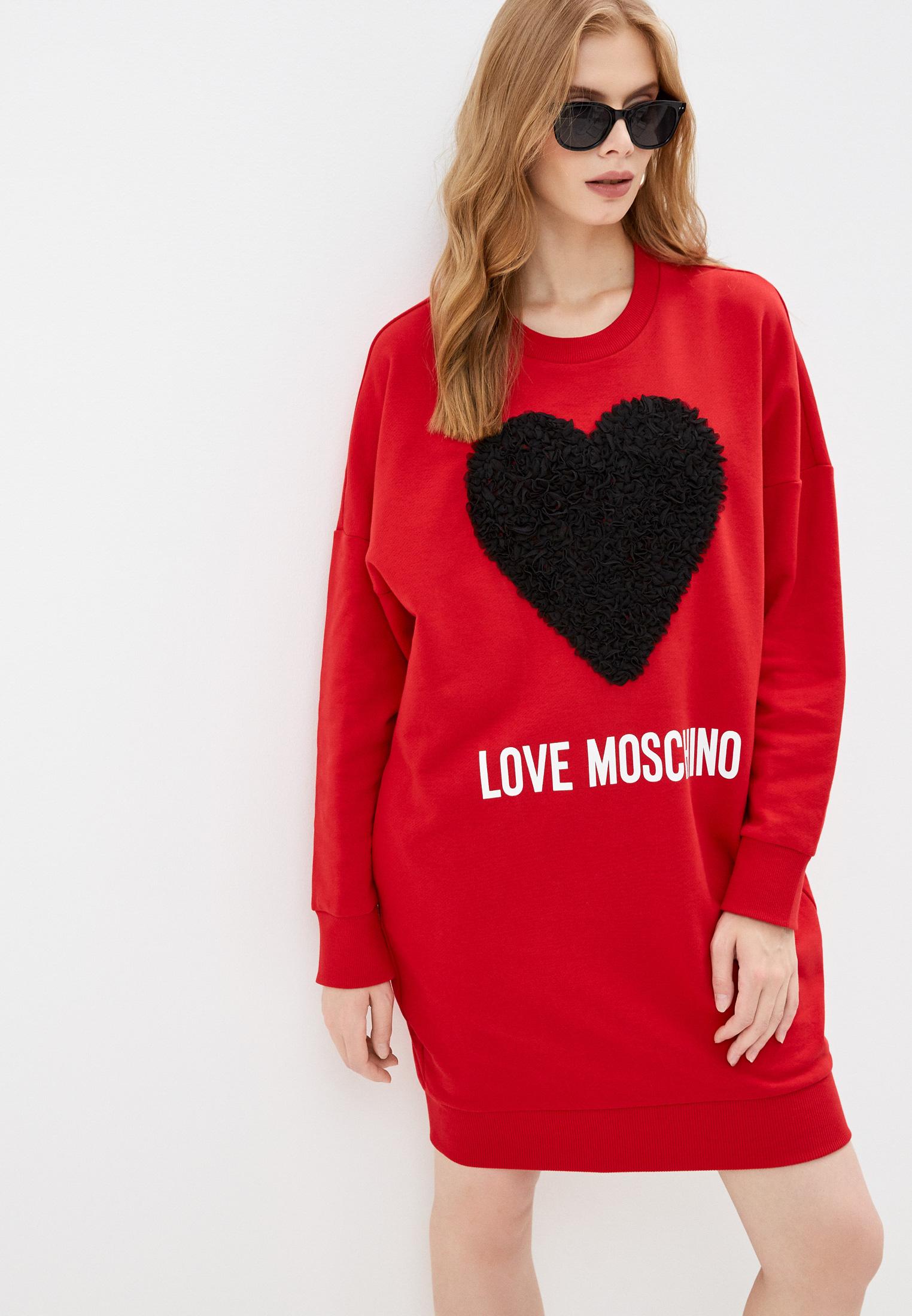 Платье Love Moschino W 5 A48 06 M 4055
