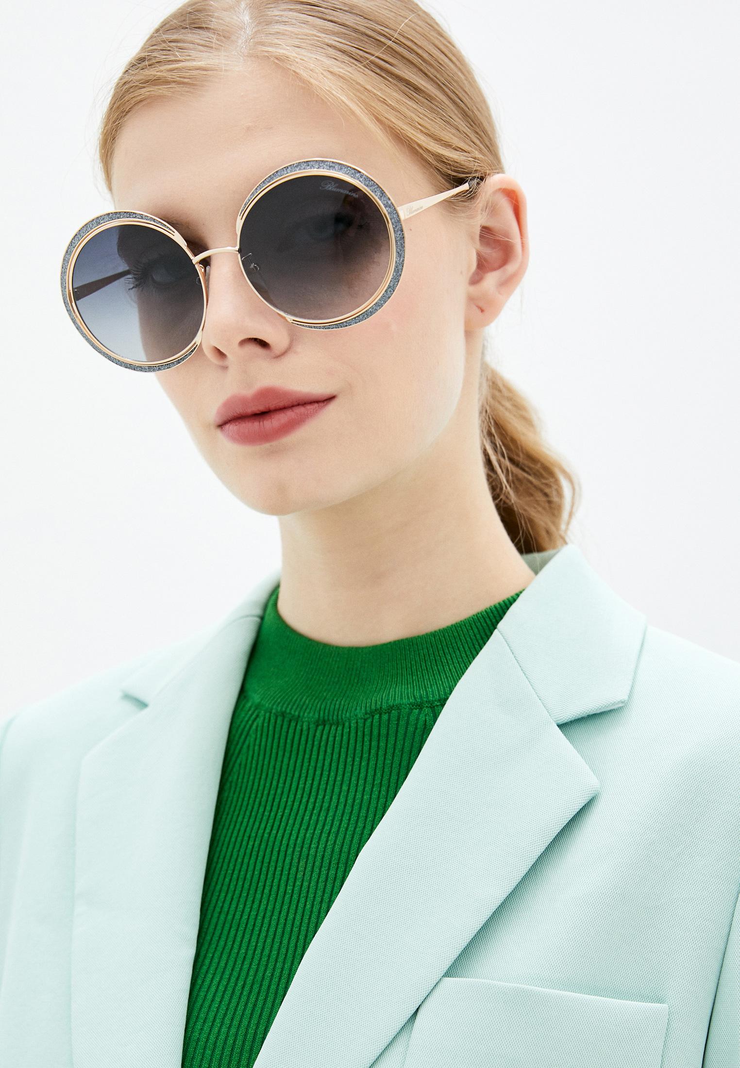 Женские солнцезащитные очки Blumarine Blumarine-121-300F: изображение 5