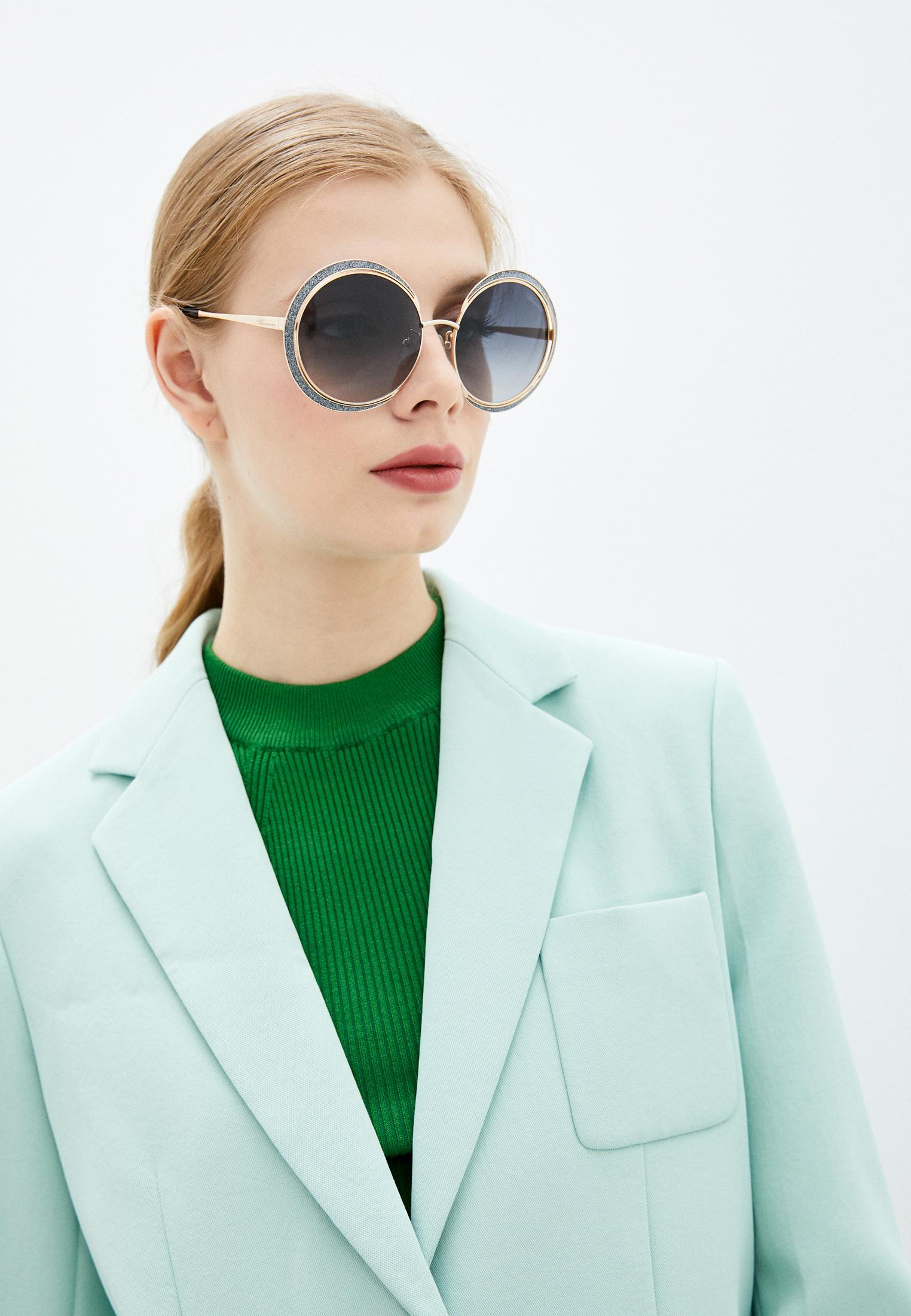 Женские солнцезащитные очки Blumarine Blumarine-121-300F: изображение 6