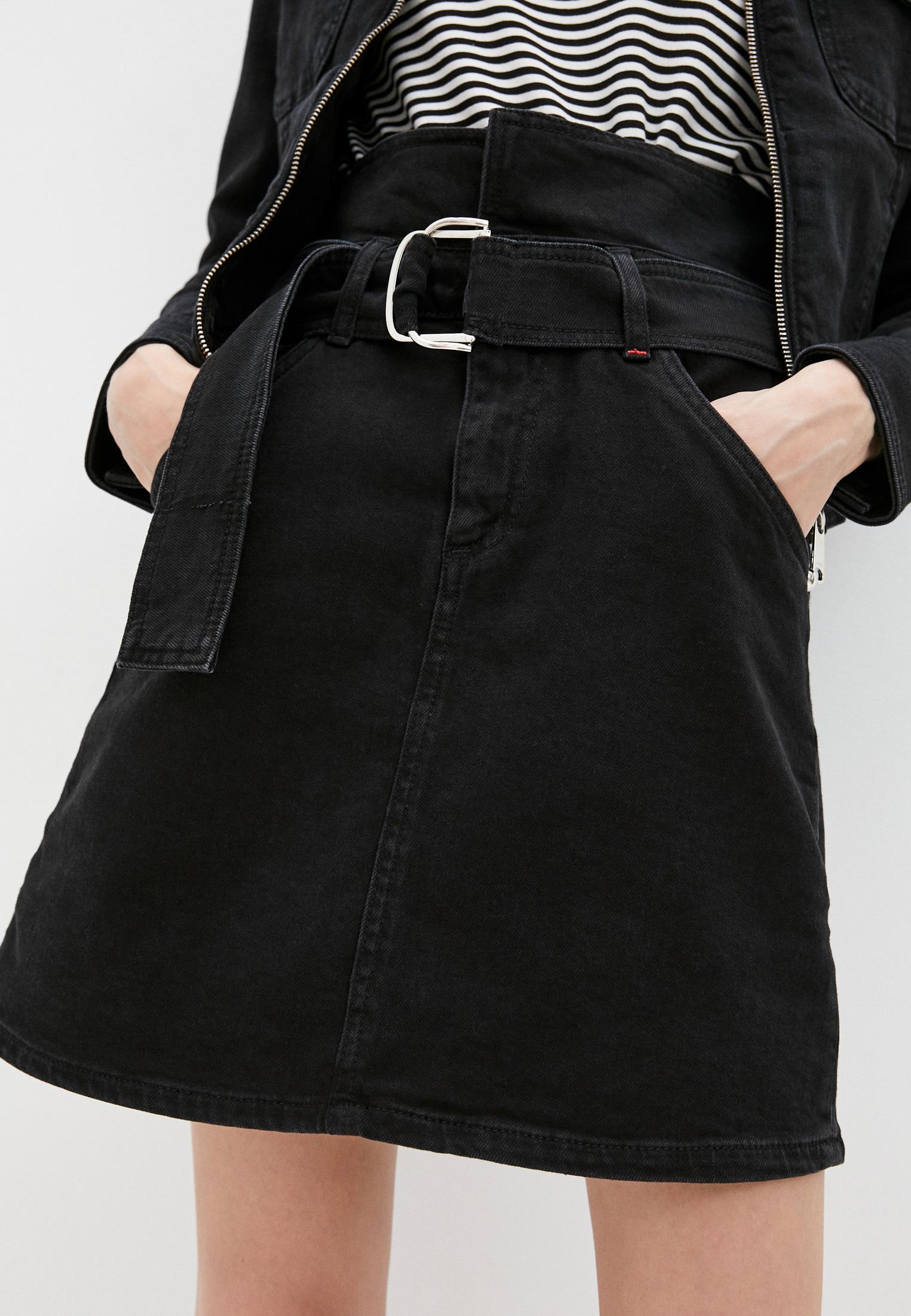 Джинсовая юбка MAX&Co Юбка джинсовая Max&Co