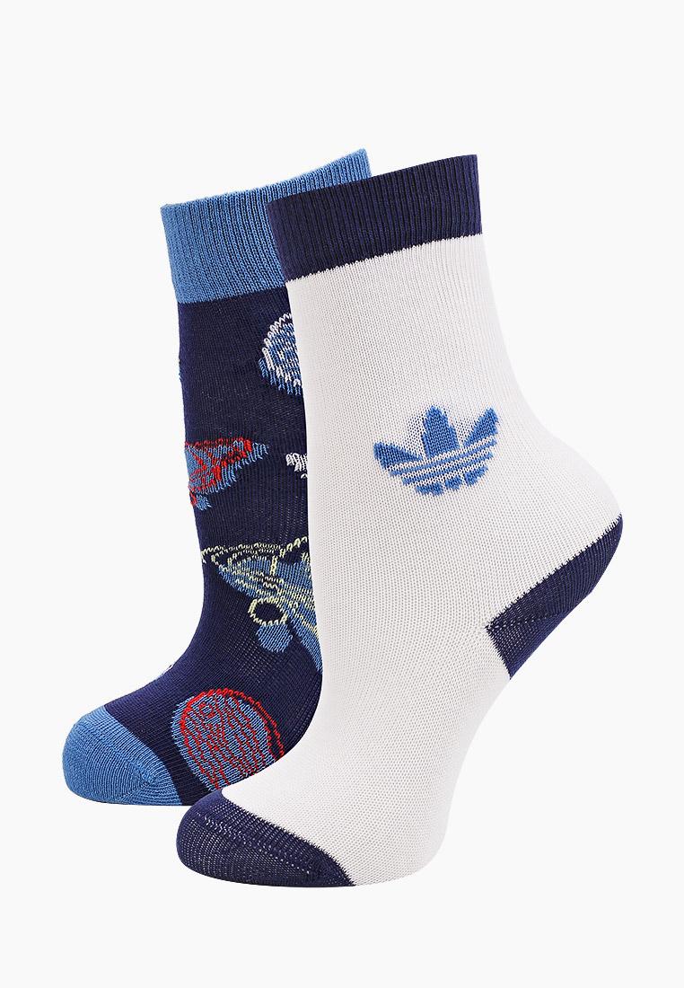 Носки Adidas Originals (Адидас Ориджиналс) Носки 2 пары adidas Originals