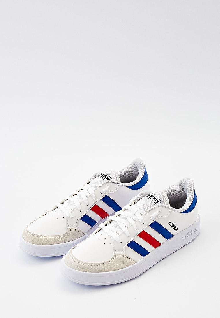 Мужские кеды Adidas (Адидас) FZ1837: изображение 2