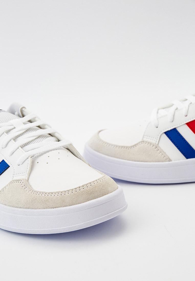 Мужские кеды Adidas (Адидас) FZ1837: изображение 4