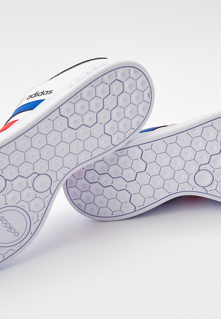 Мужские кеды Adidas (Адидас) FZ1837: изображение 5