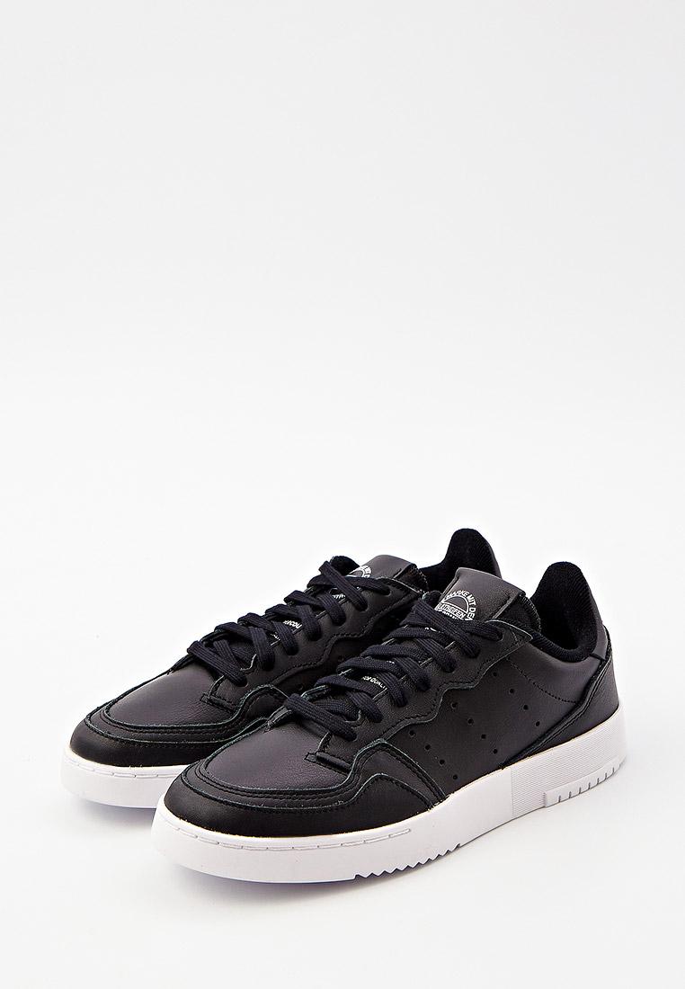 Мужские кеды Adidas Originals (Адидас Ориджиналс) EE6038: изображение 2