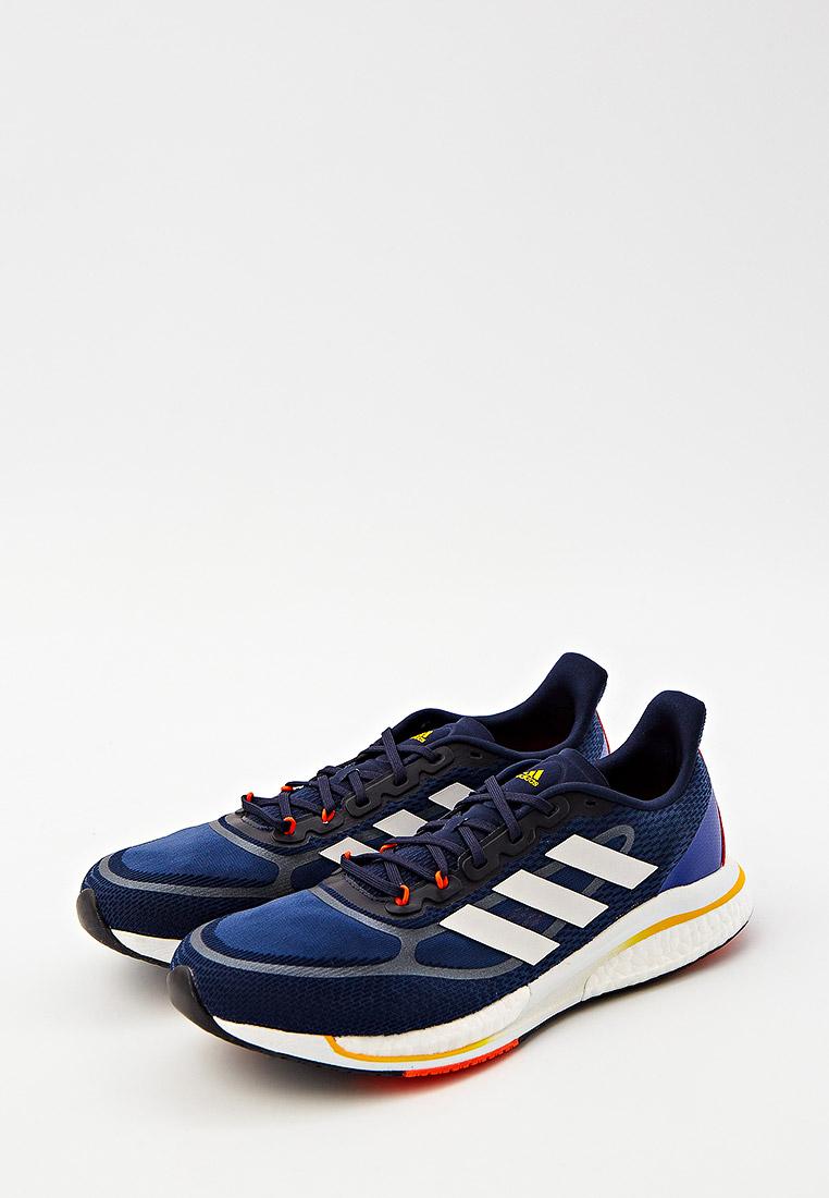 Мужские кроссовки Adidas (Адидас) FZ2488: изображение 2