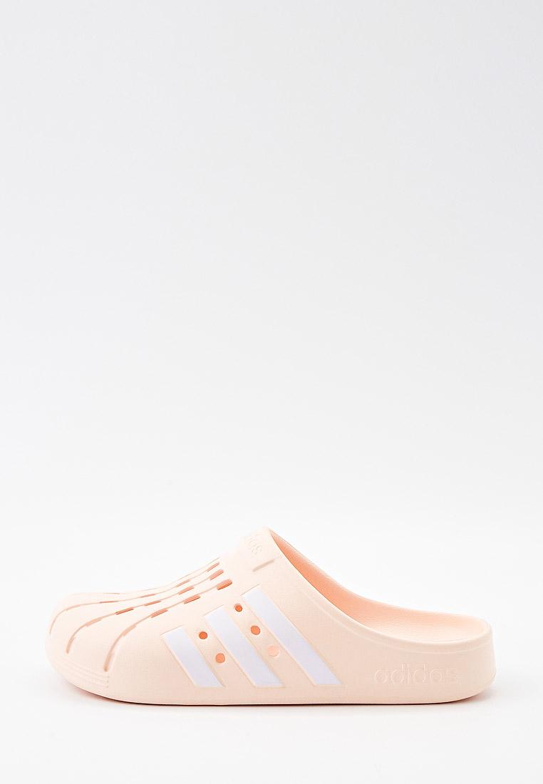 Мужская резиновая обувь Adidas (Адидас) Сандалии adidas