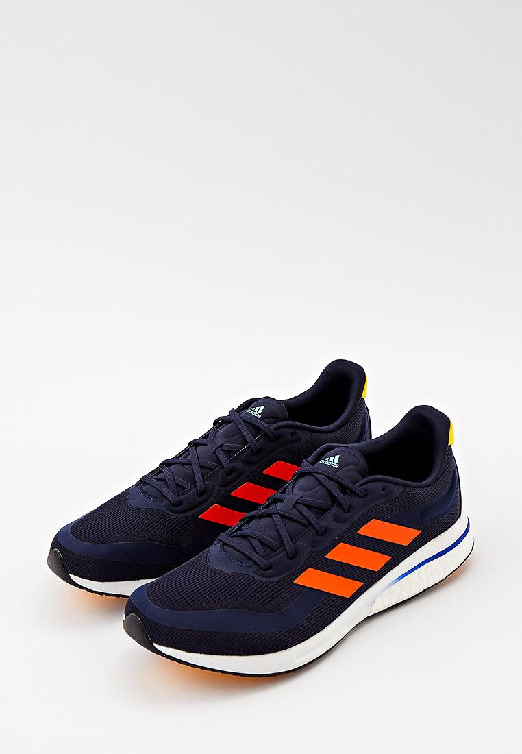 Мужские кроссовки Adidas (Адидас) FZ2495: изображение 2