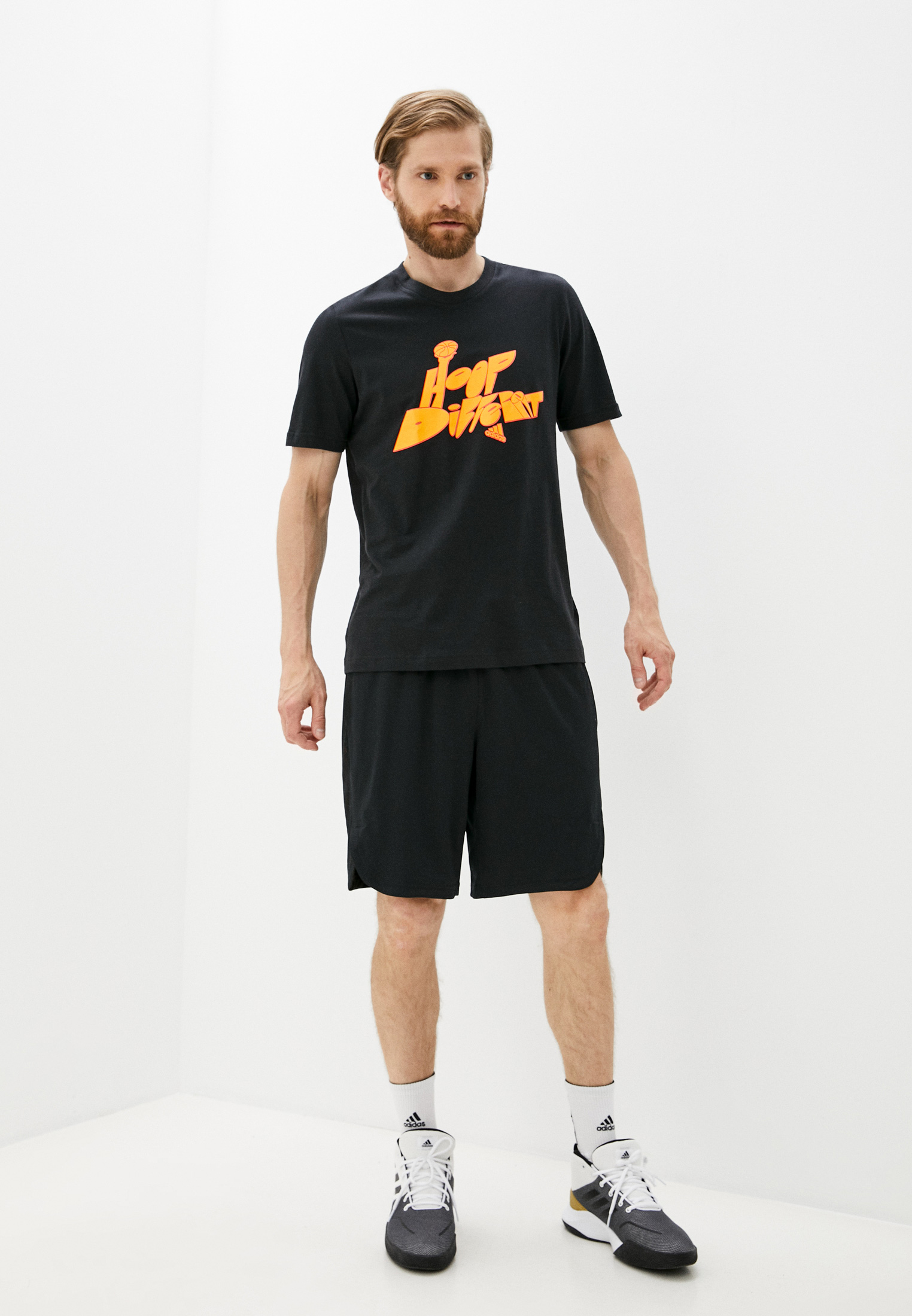 Футболка Adidas (Адидас) GS7195: изображение 2