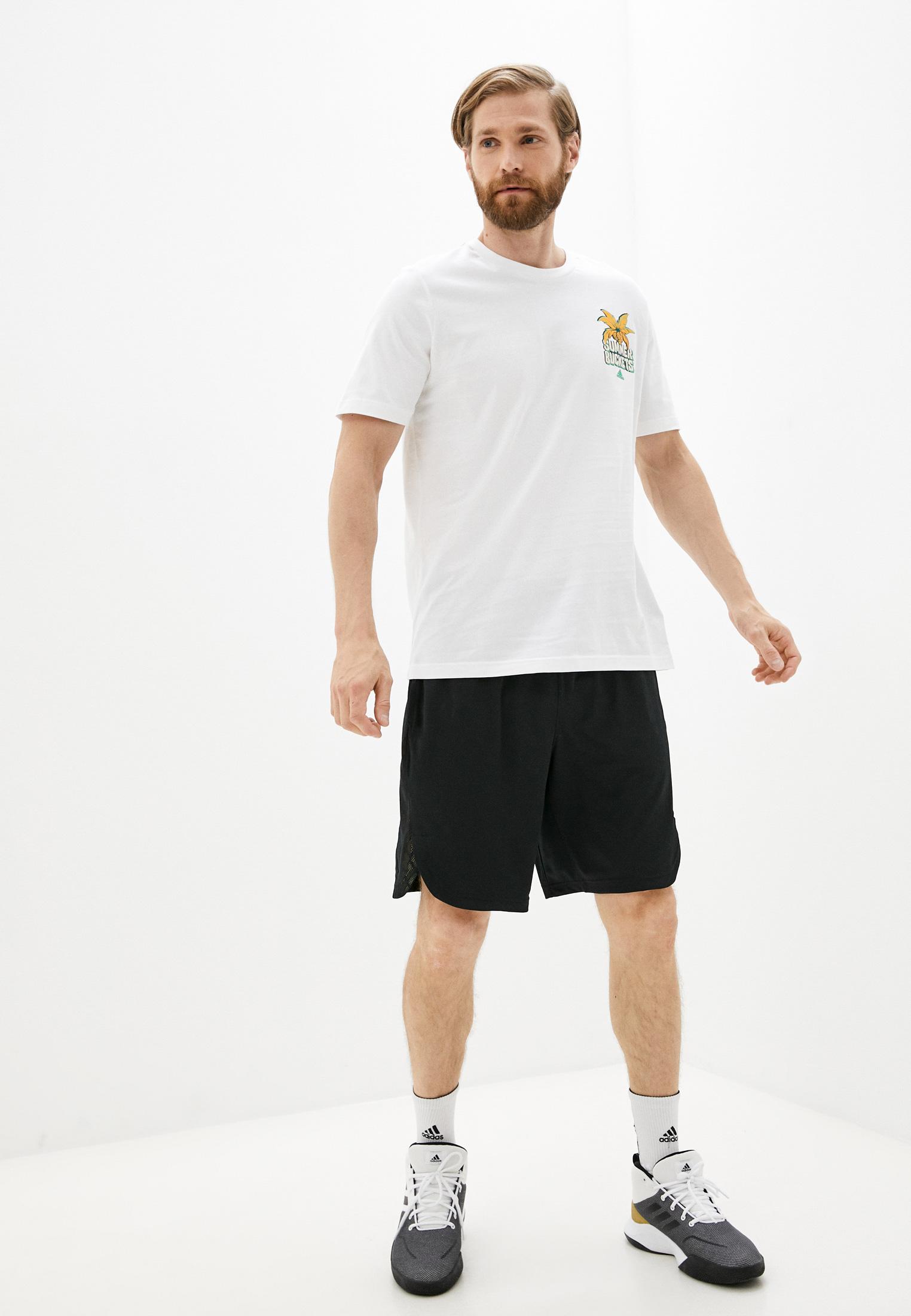 Футболка Adidas (Адидас) GS7198: изображение 2