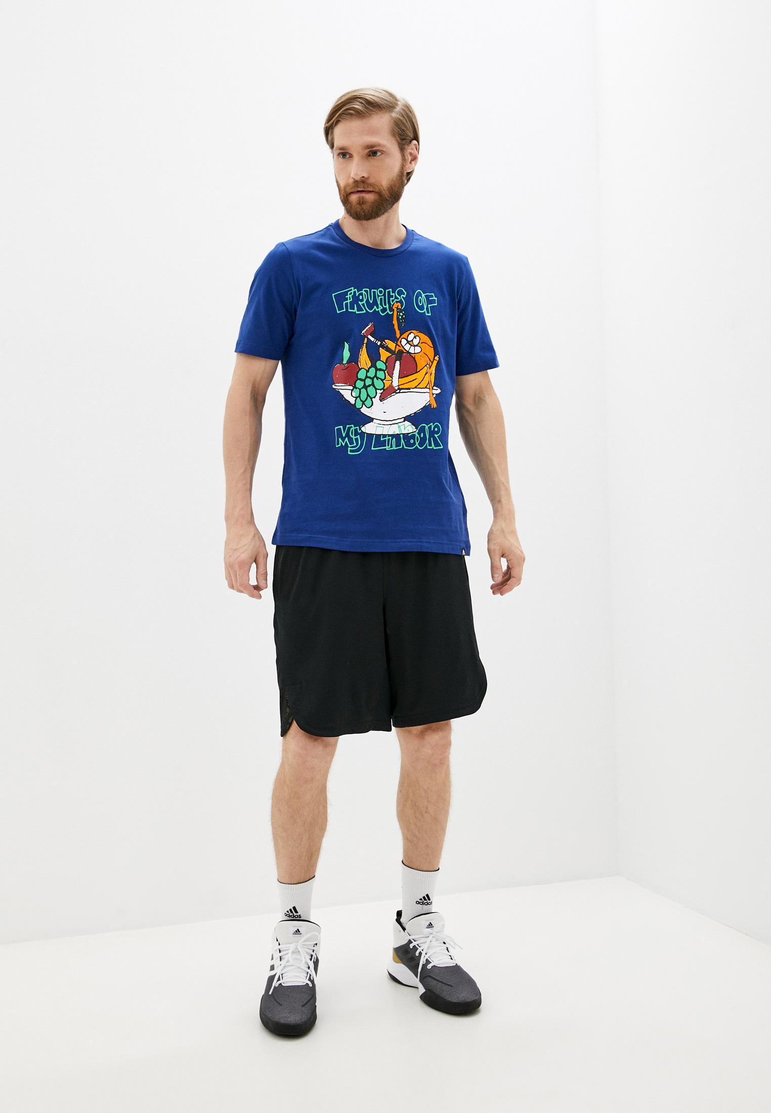 Футболка Adidas (Адидас) GS7223: изображение 2