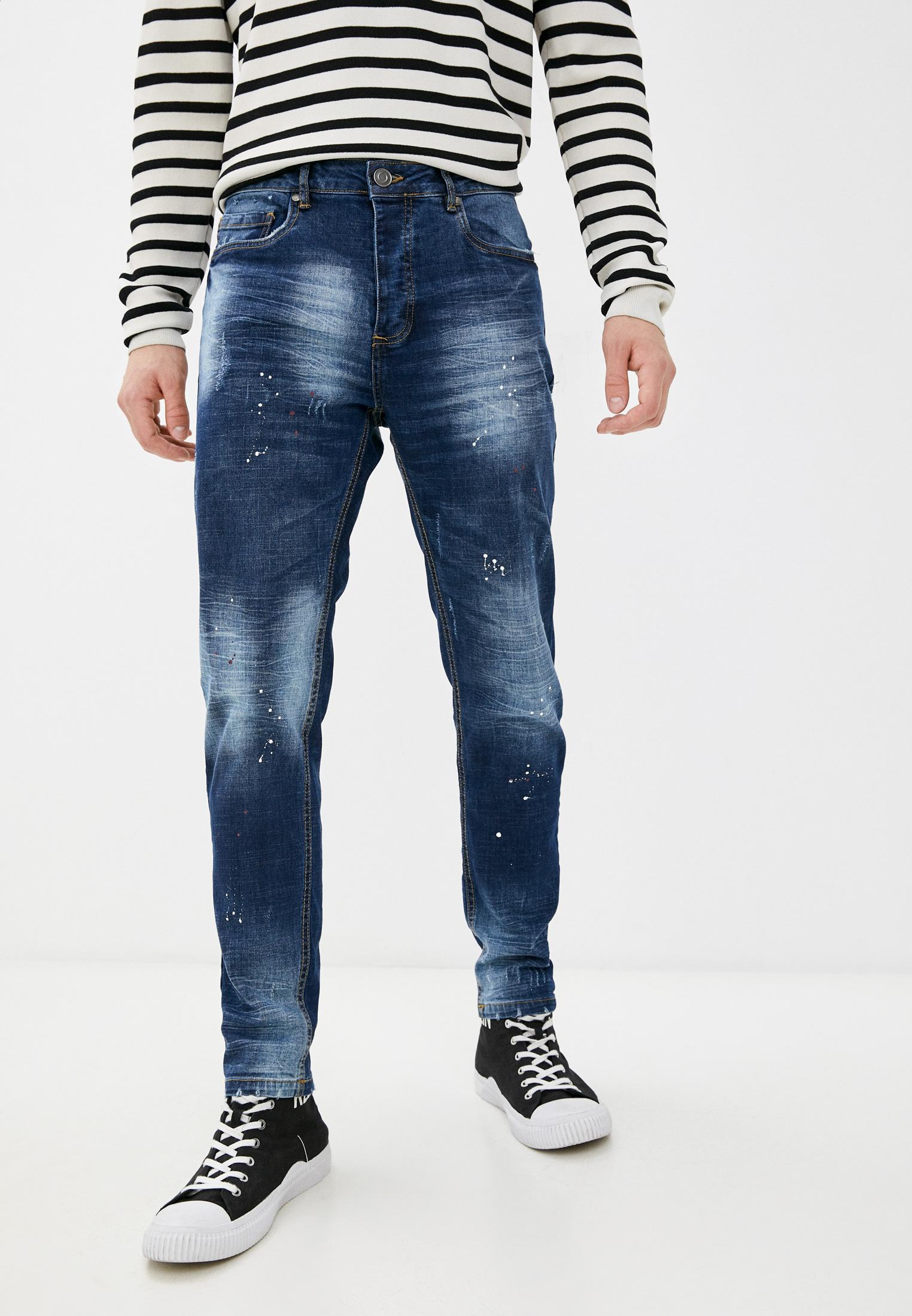 Зауженные джинсы Brave Soul Джинсы Brave Soul